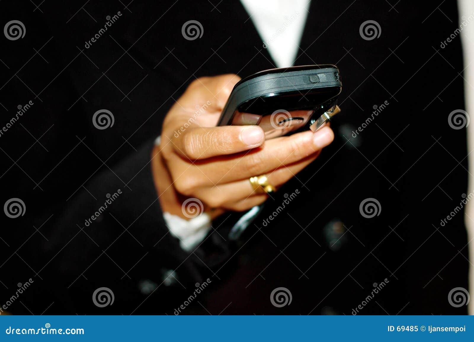 Het controleren van SMS