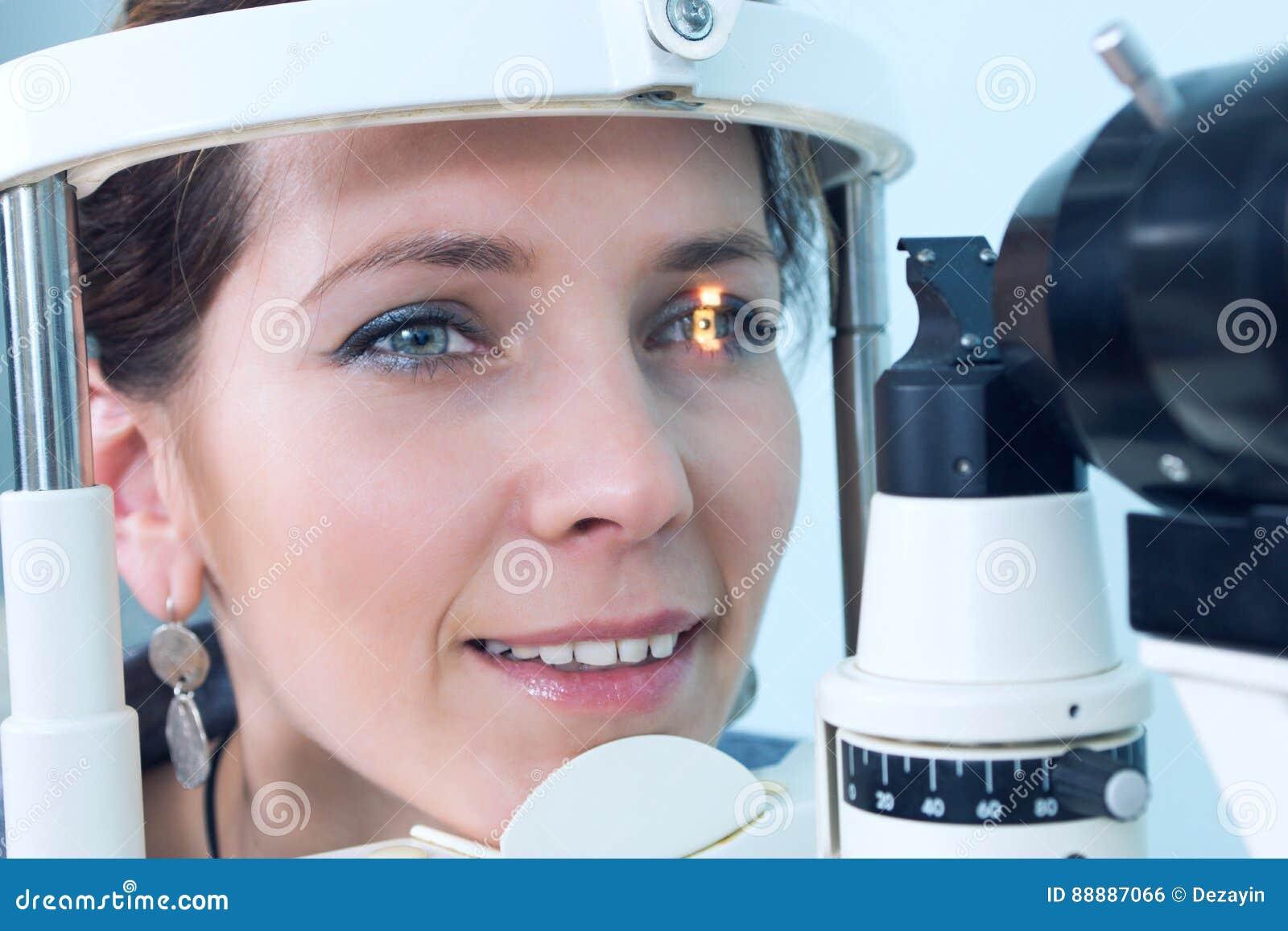 Het controleren van zicht in een kliniek van de toekomst