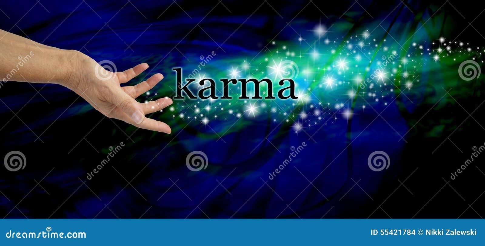 Het creëren van Karma