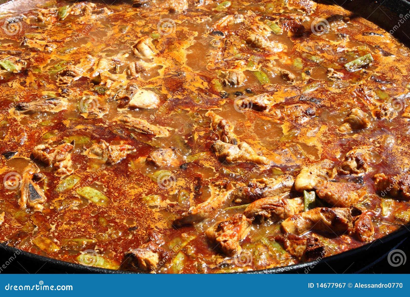 Het creoolse kip koken royalty vrije stock fotografie beeld 14677967 for Beeldkoken