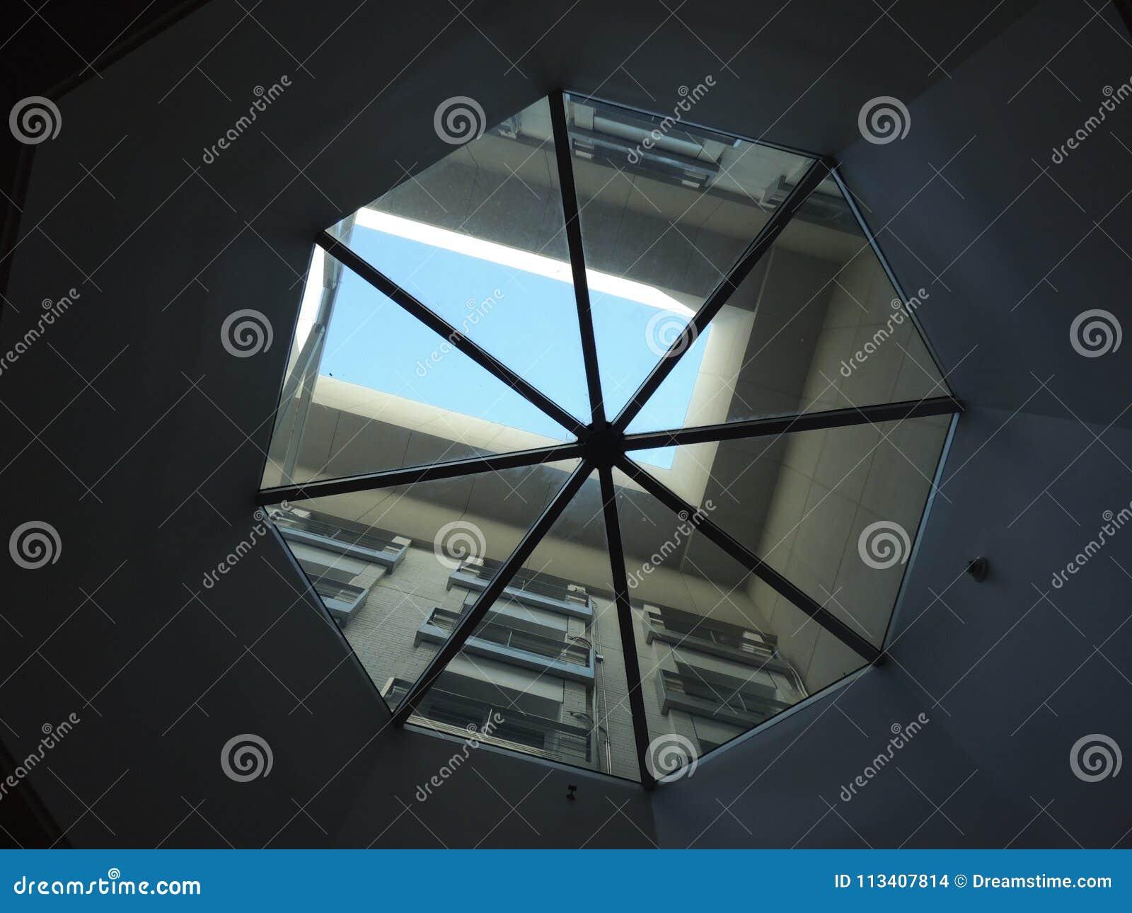 Het dakraamconcept is een groot ontwerp