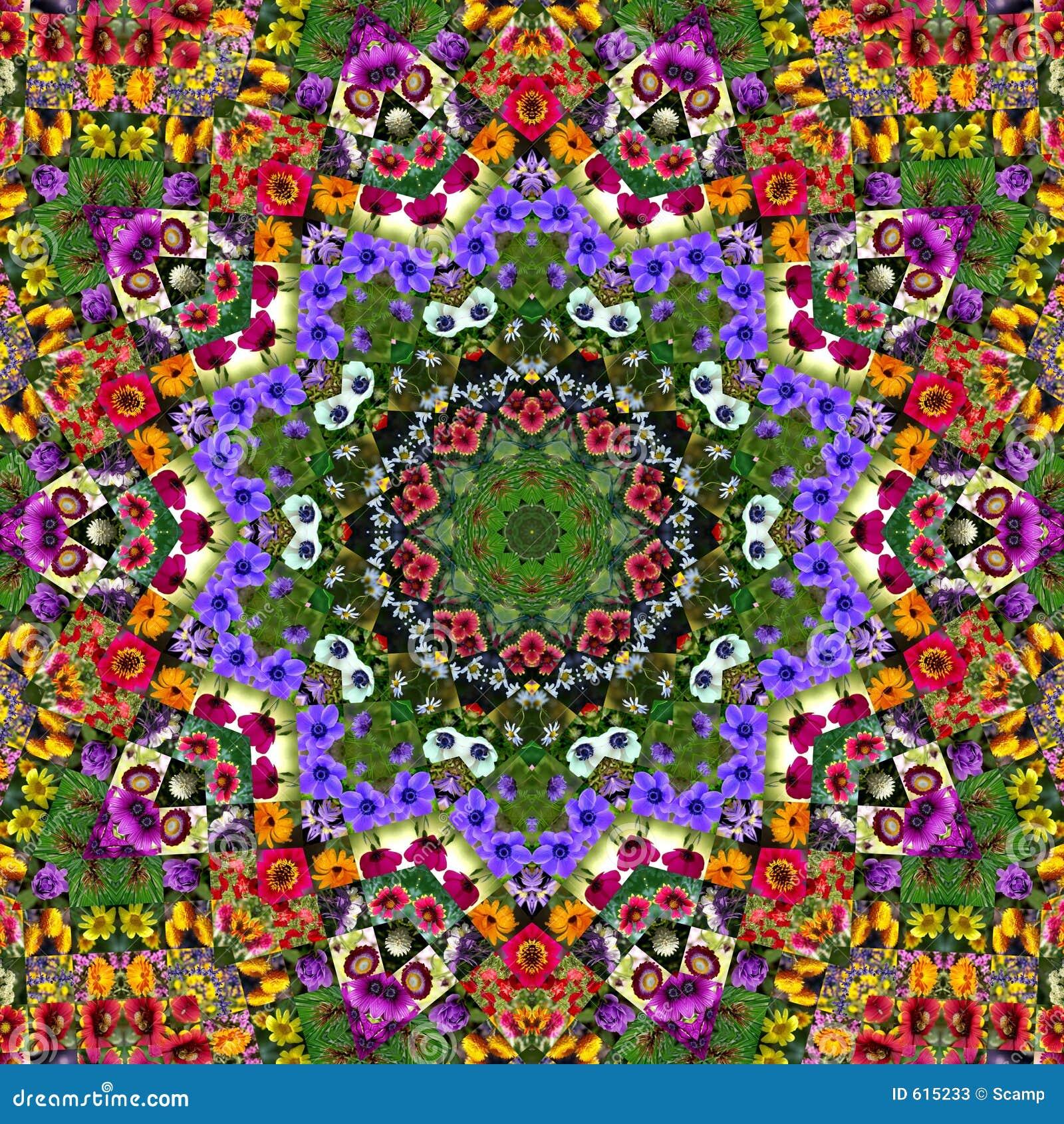 Het Dekbed van de Foto van de bloem