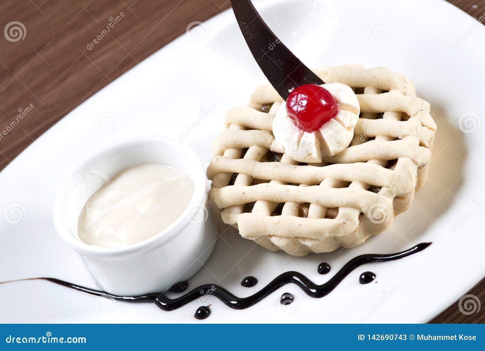 Het dessert van de appeltaartonrechtmatige daad