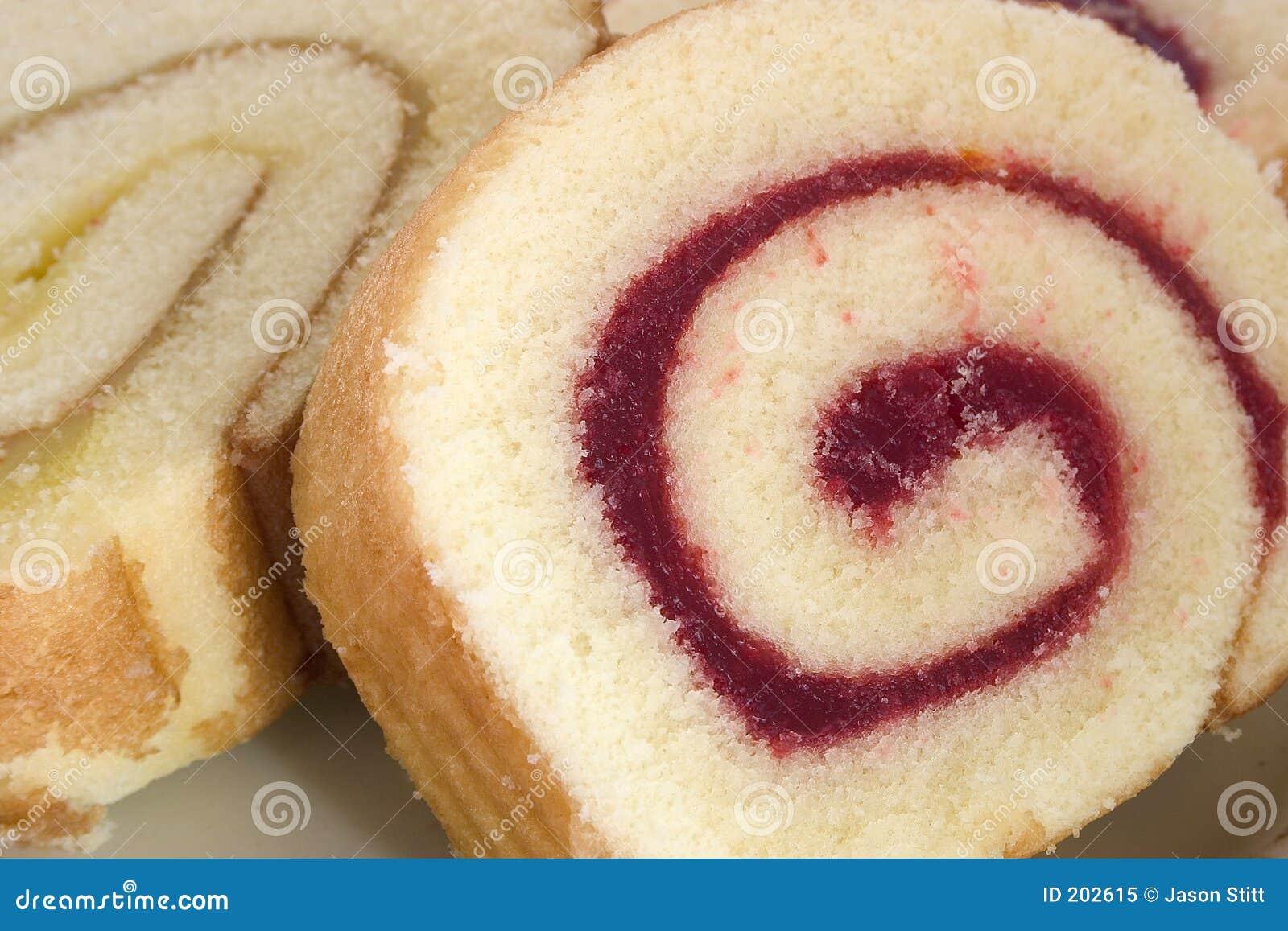 Het Dessert van de cake