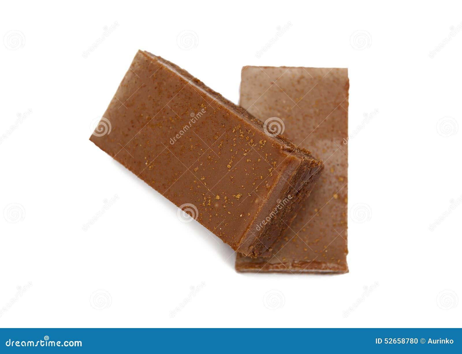 Het dessert van de chocolade