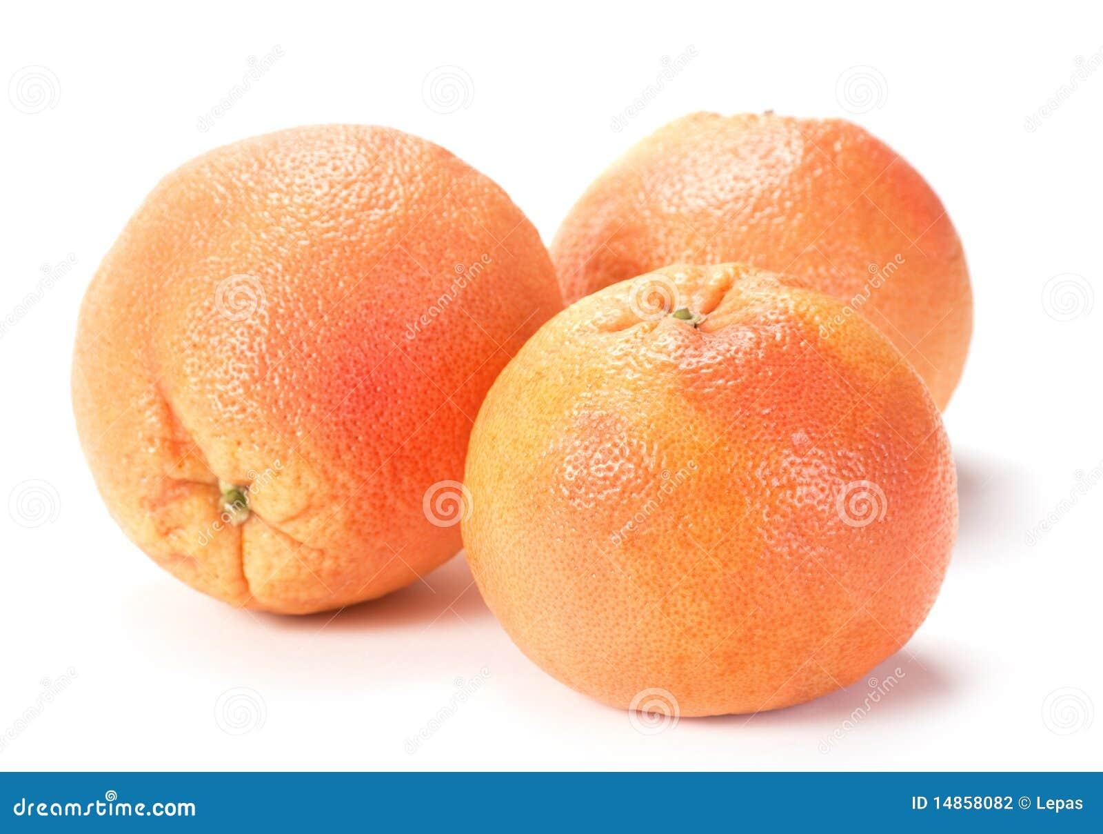 Het detail van de grapefruit