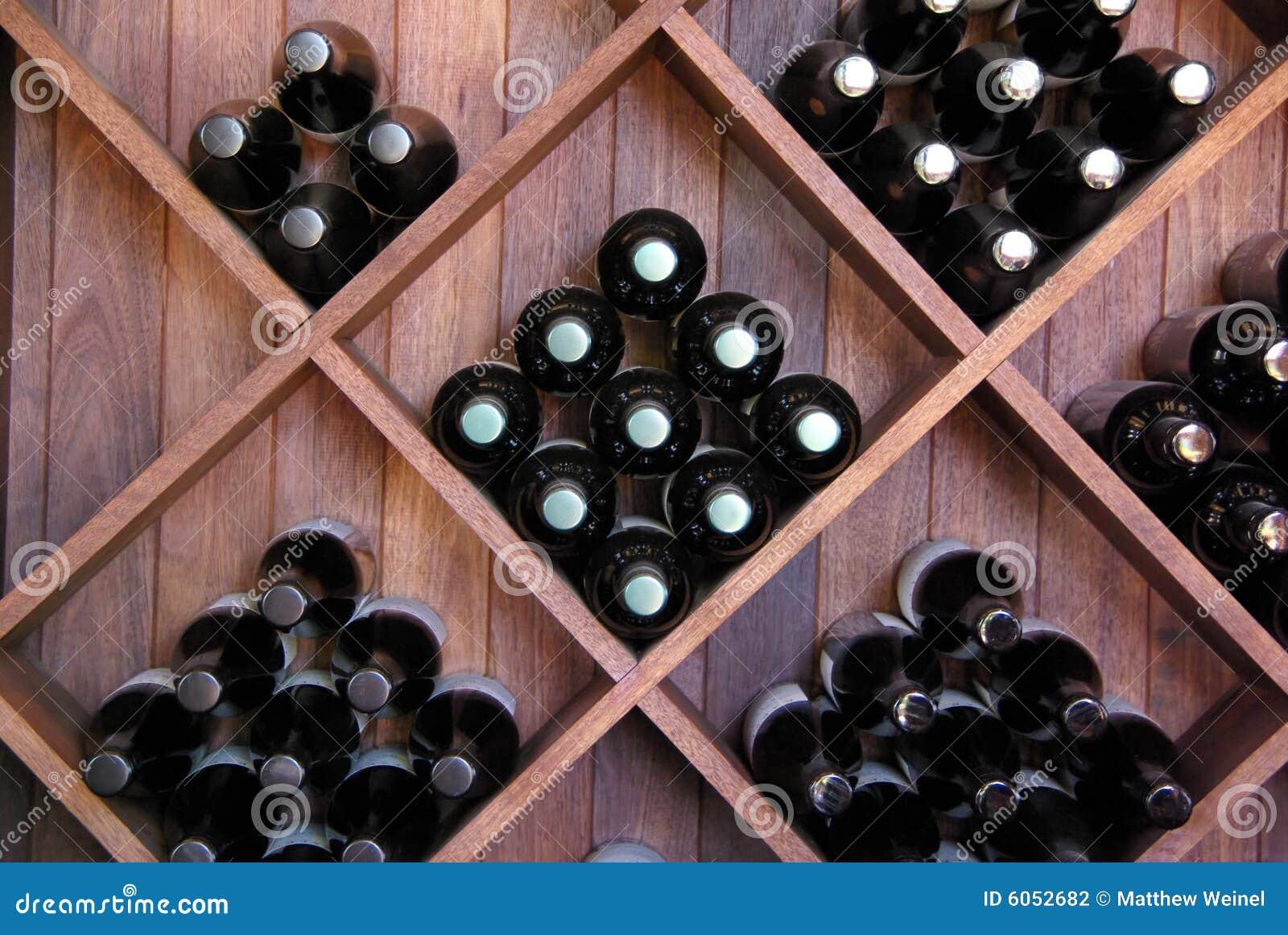 Het diagonale Rek van de Wijn