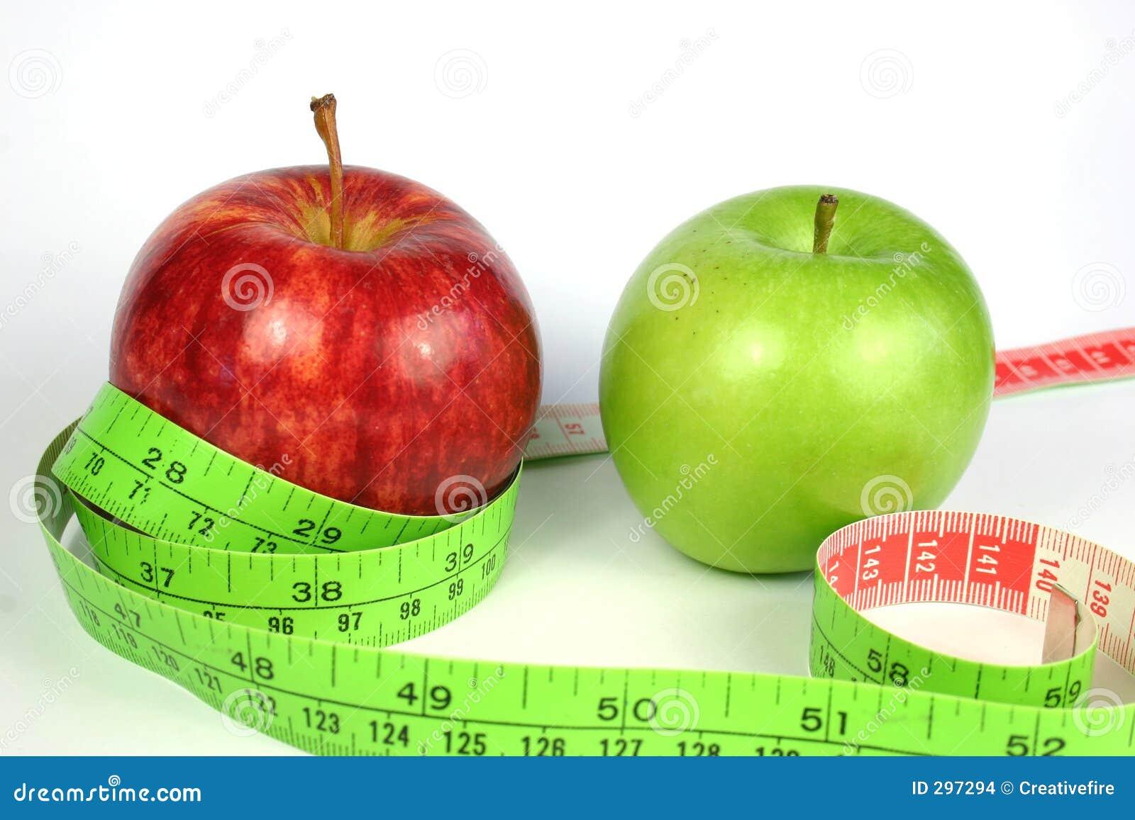 Het Dieet van twee Appel