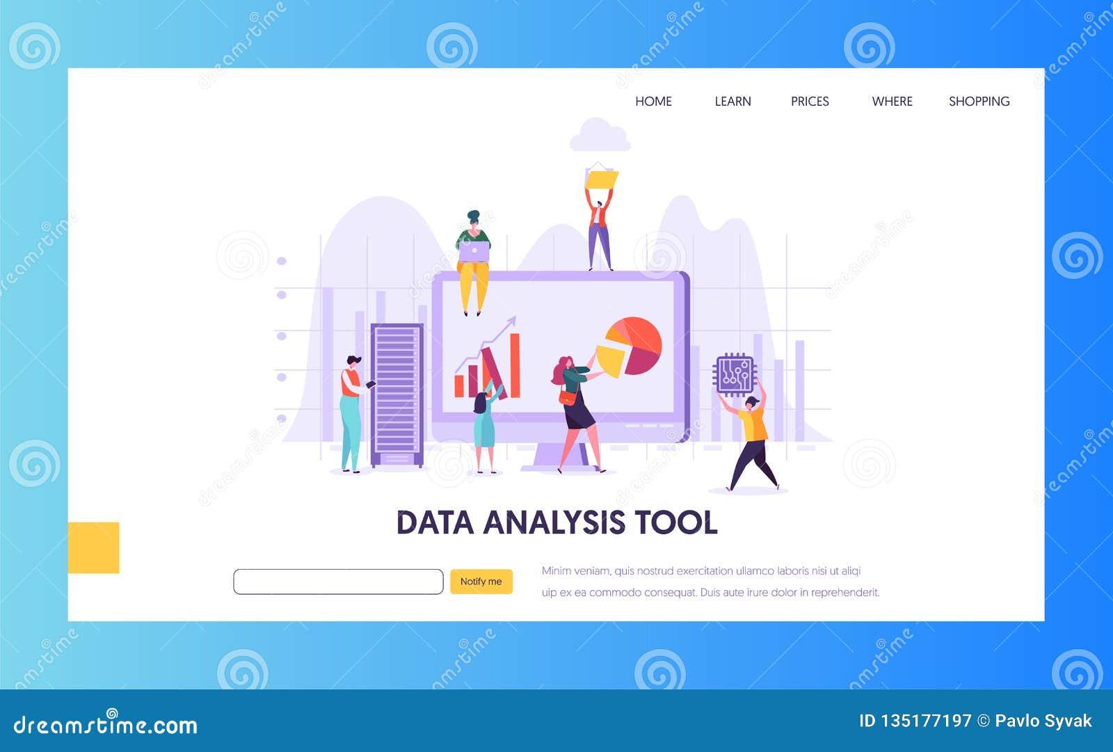 Het digitale Marketing Landingspagina van het Analyseonderzoek Seo Strategy Analyzing voor de Bedrijfsgroei door Creatief Karakte