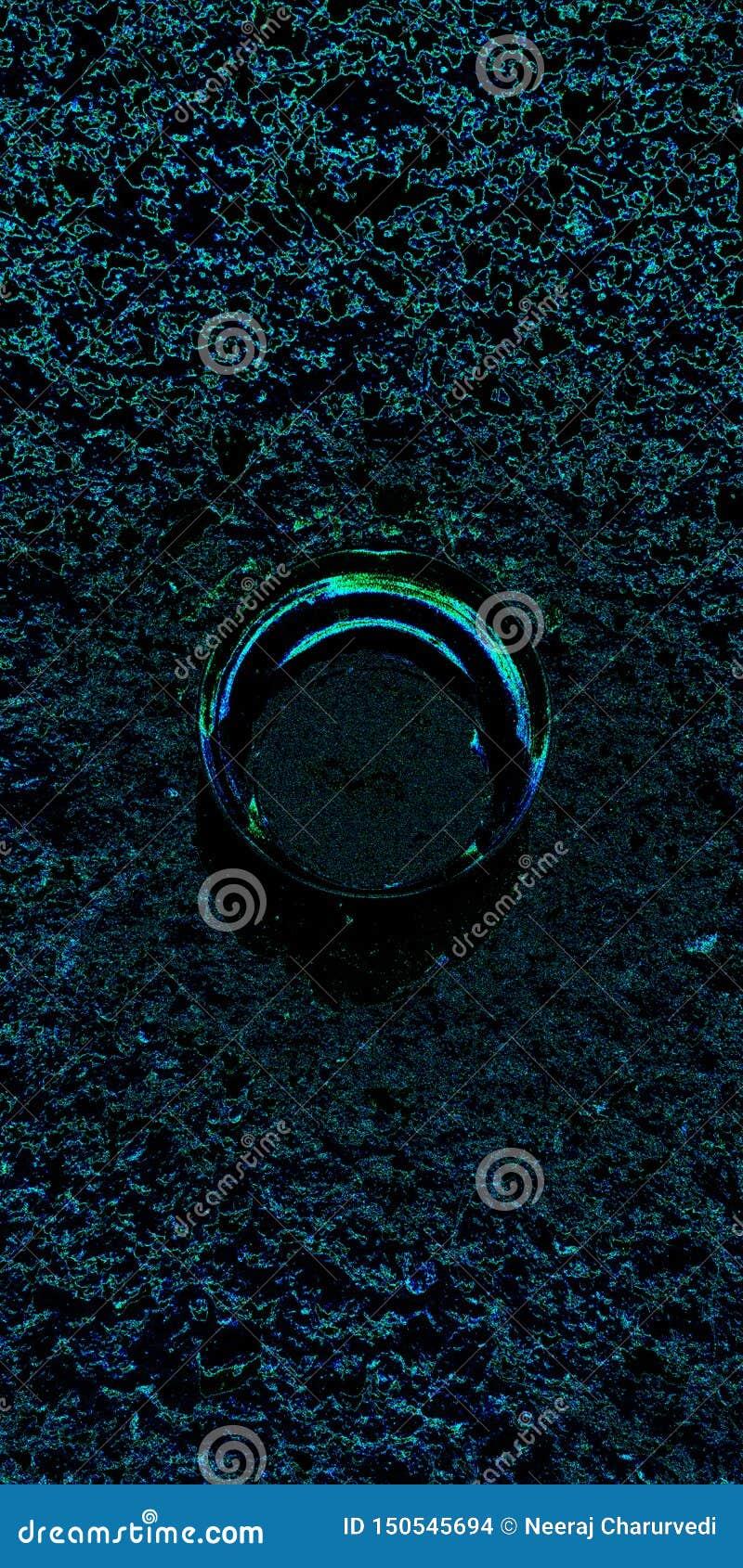 Het document van de cirkelmuur de voorraadfoto van het texturenontwerp