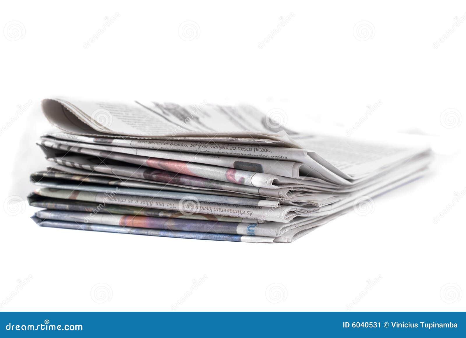 Het Document van het nieuws