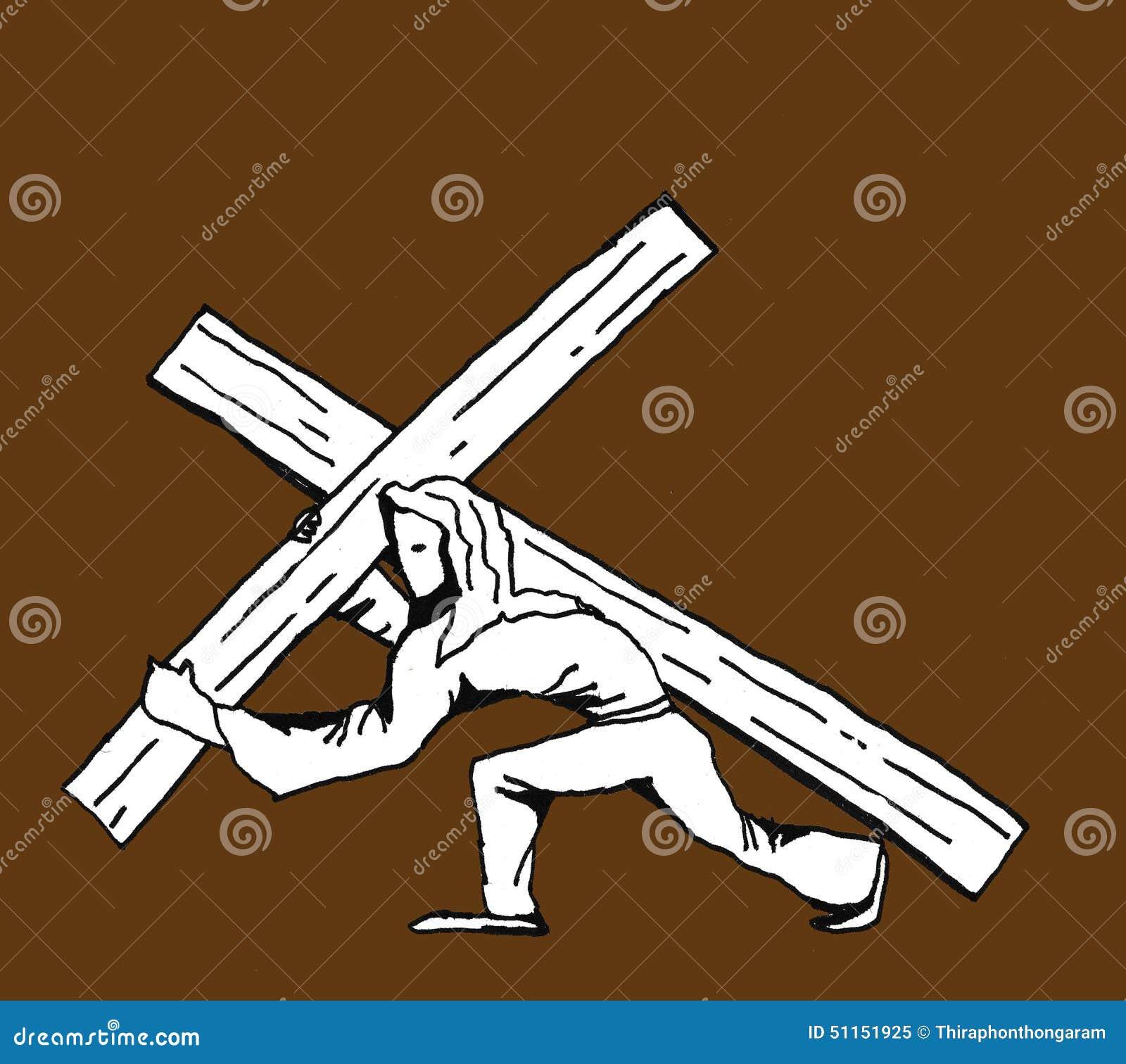Het Dragende Kruis van Jesus-Christus