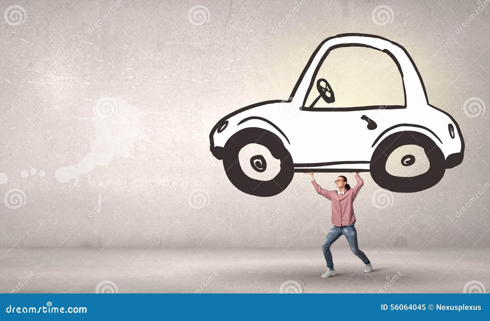 dromen over autorijden