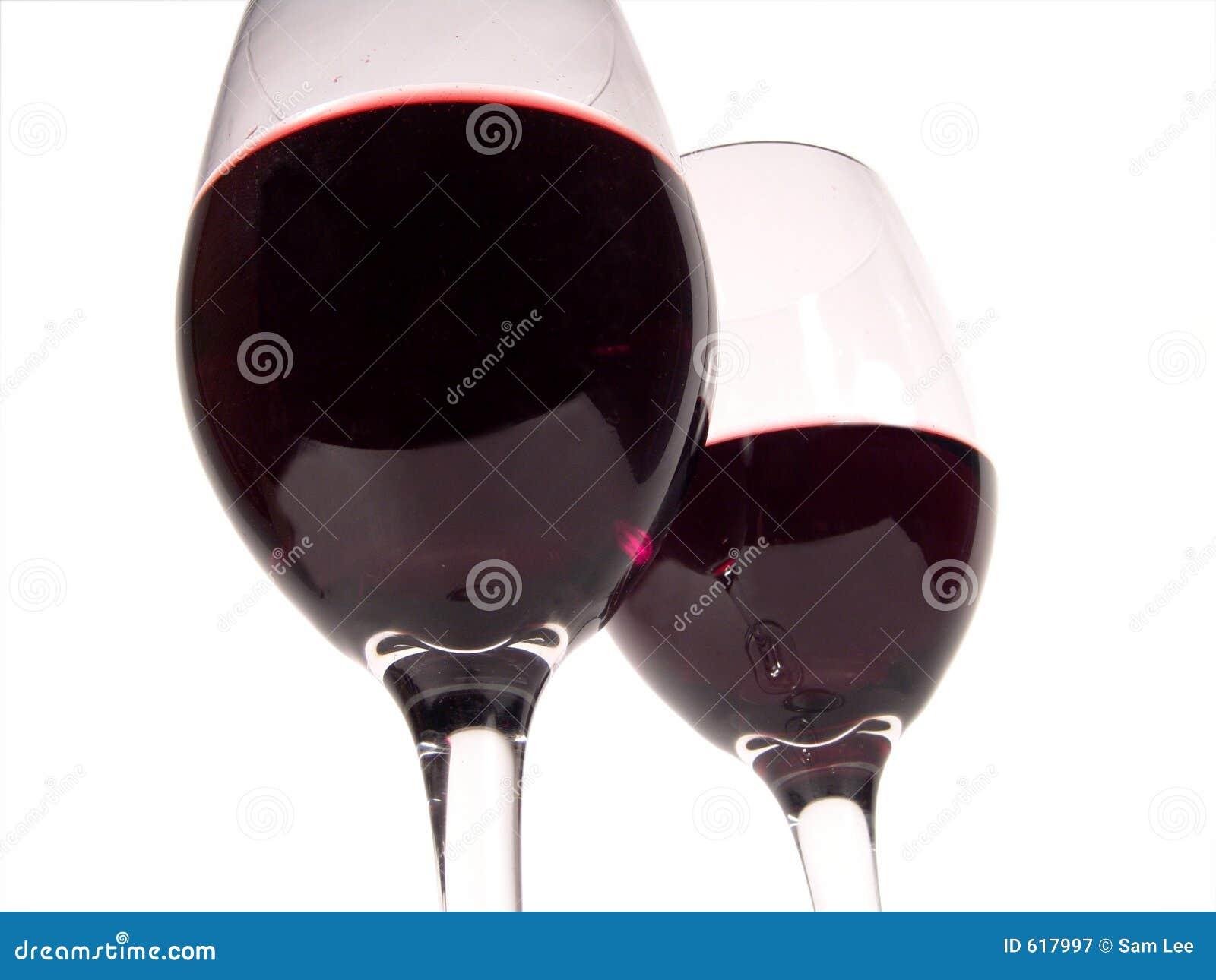 Het Dubbel van de rode Wijn