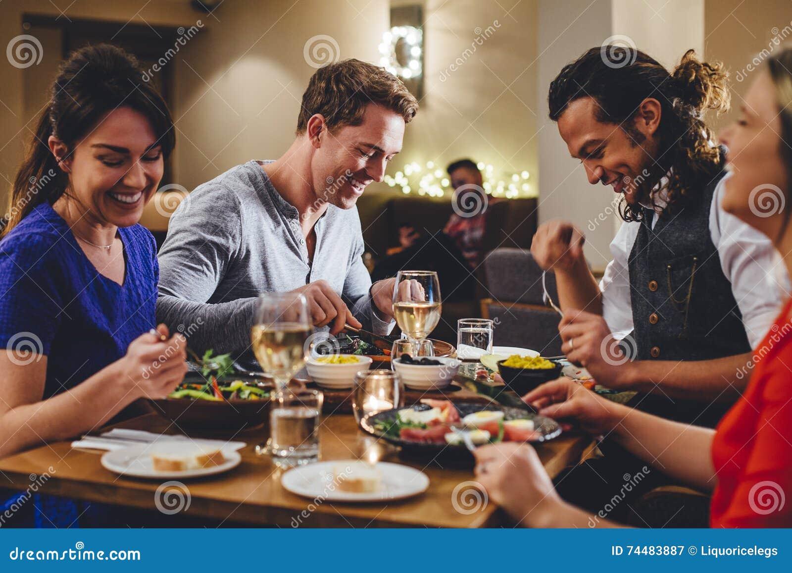 Het dubbele Datum Dineren