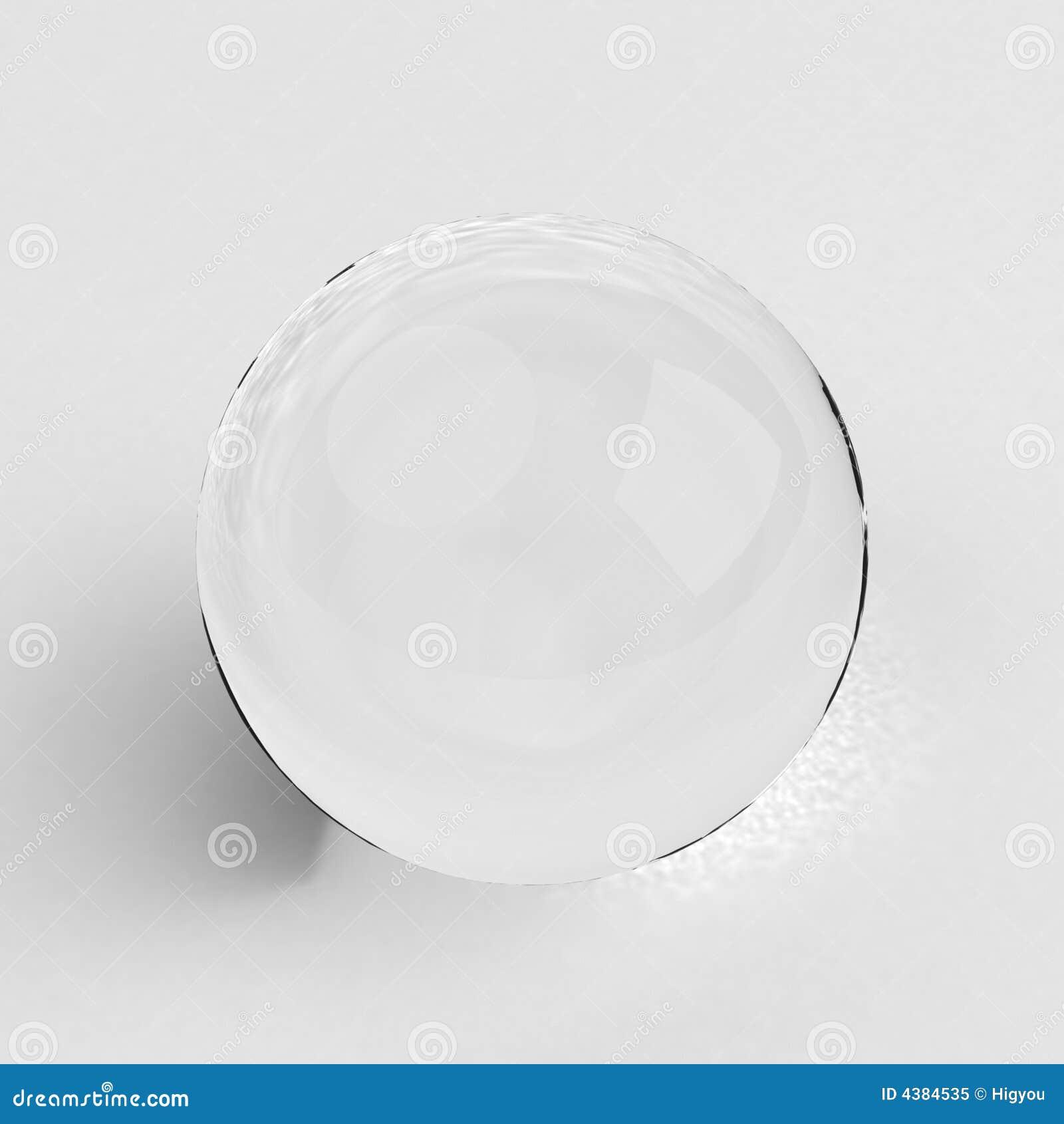 Het duidelijke Gebied van het Glas