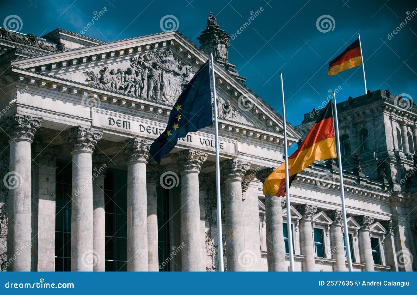 Het Duitse Parlement
