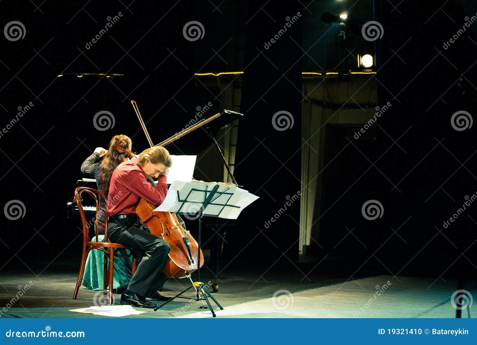 Het Duo van Beethoven - Fedor Elesin en Alina Kabanova