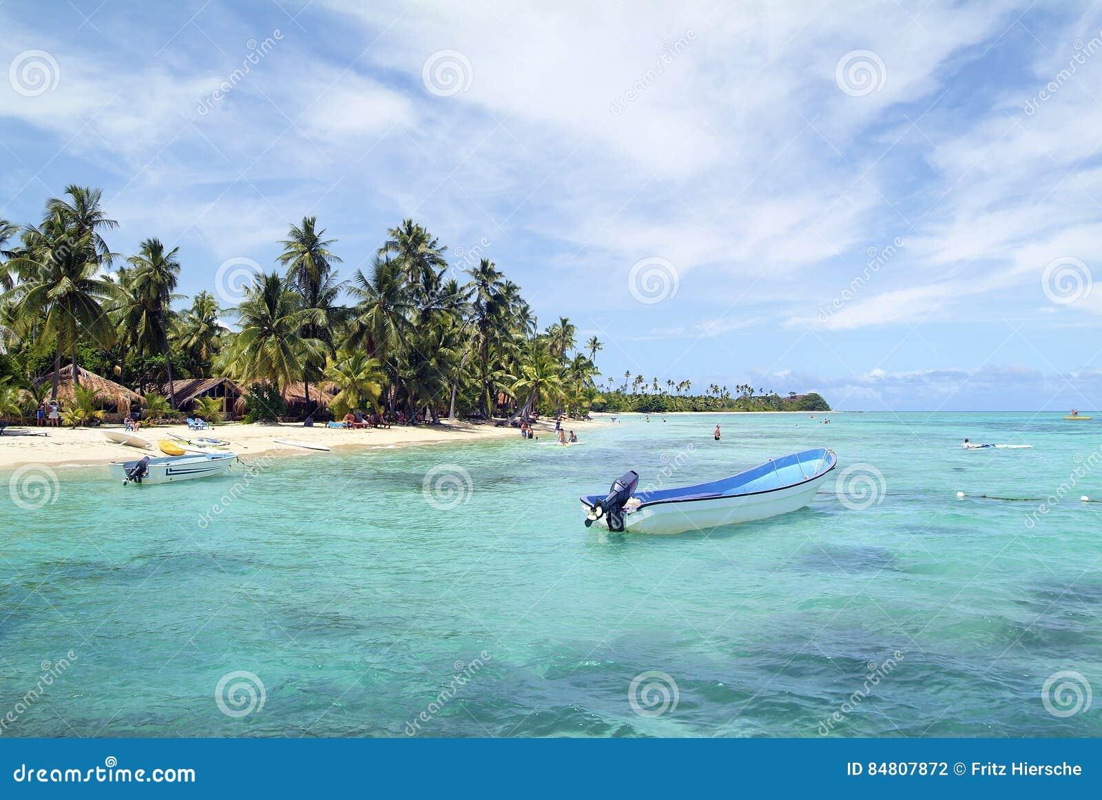 Het Eiland van Fiji