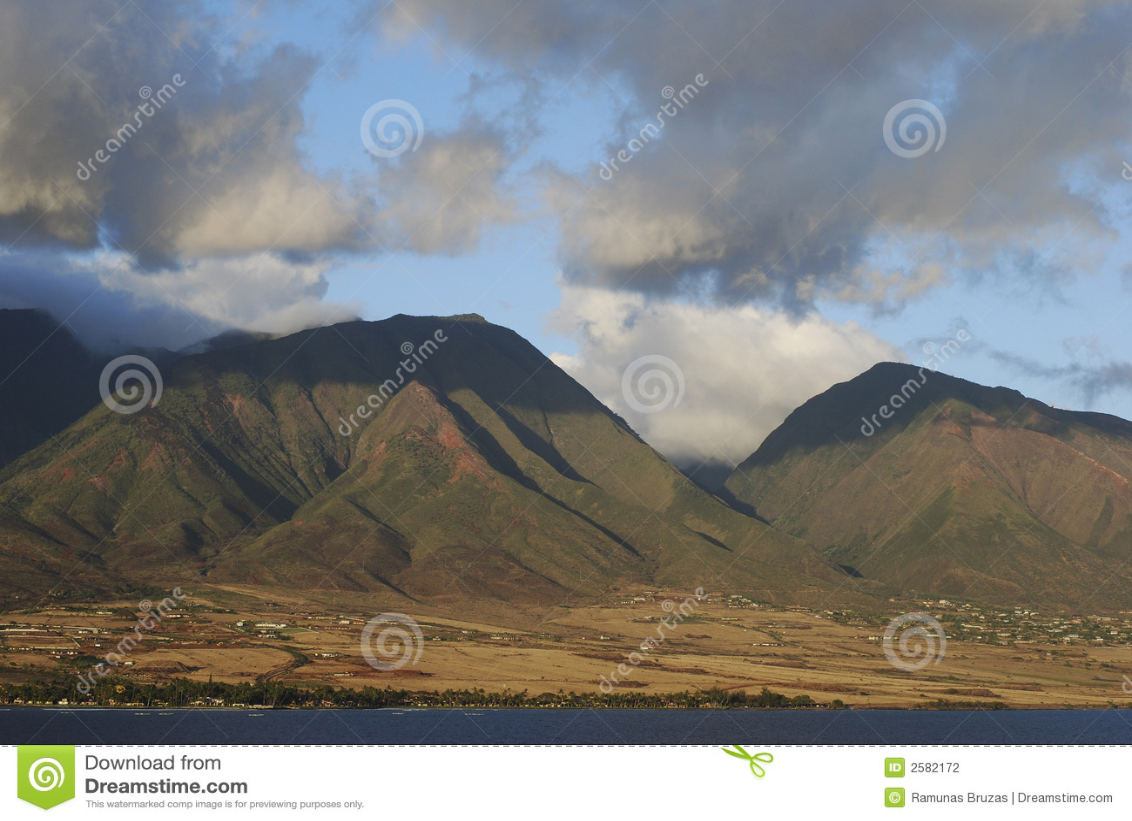 Het Eiland van Maui
