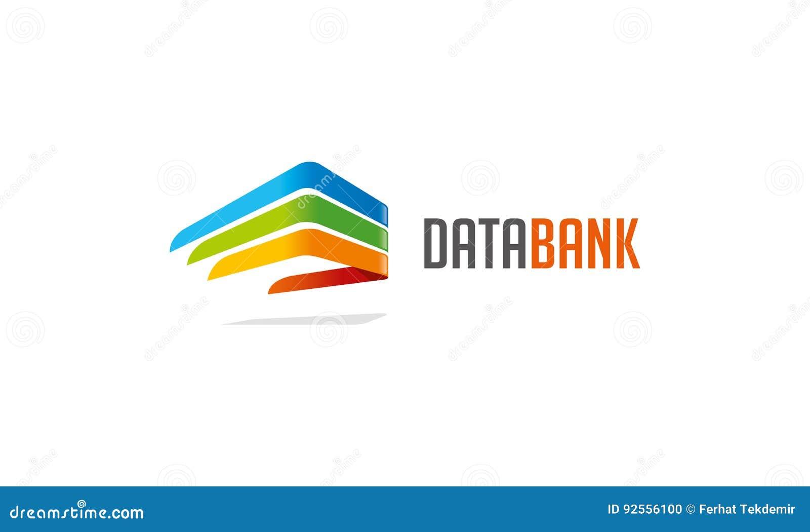 Het Embleem van de database