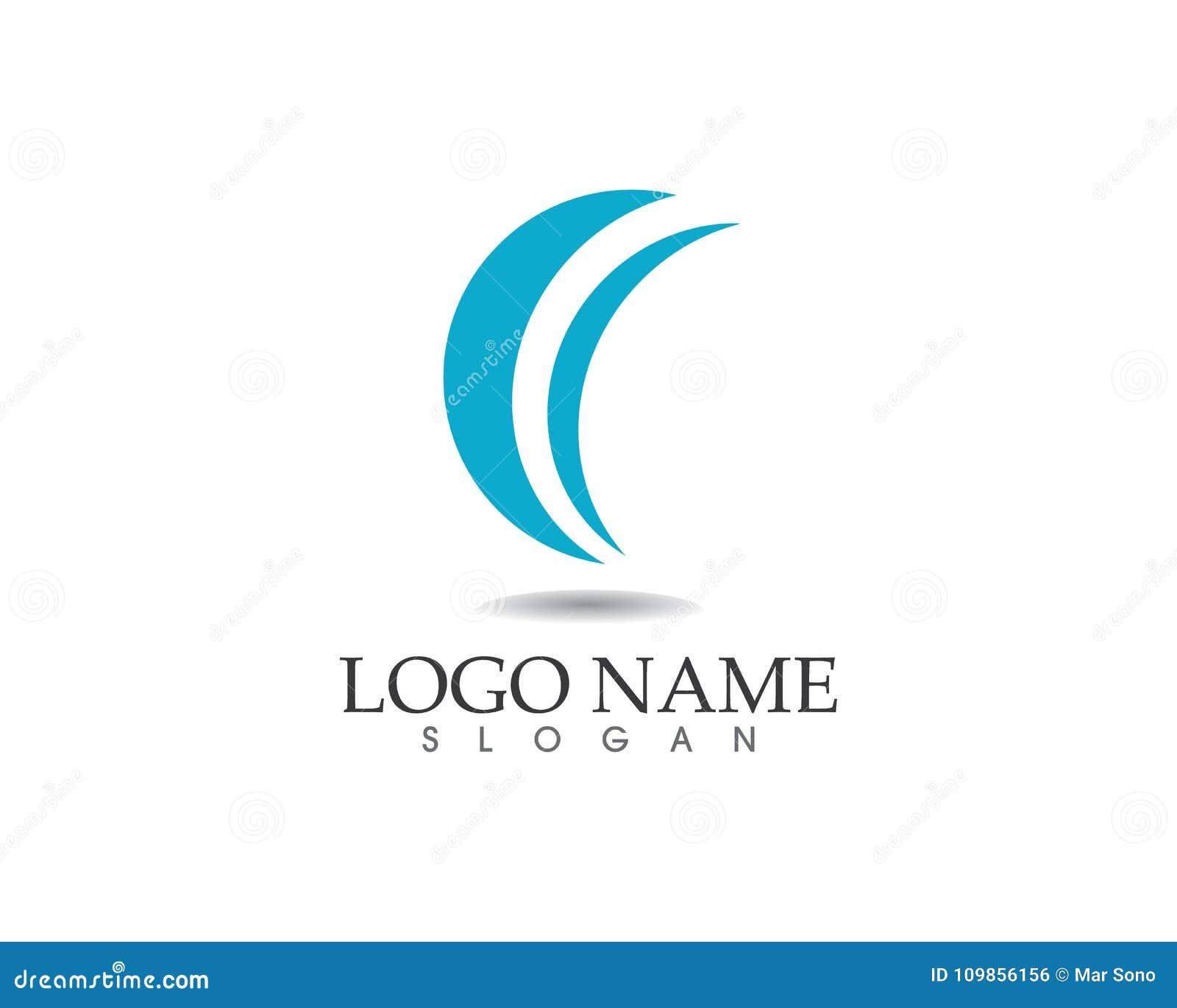 Het embleem van het golvenstrand en van het symbolenmalplaatje pictogrammen app