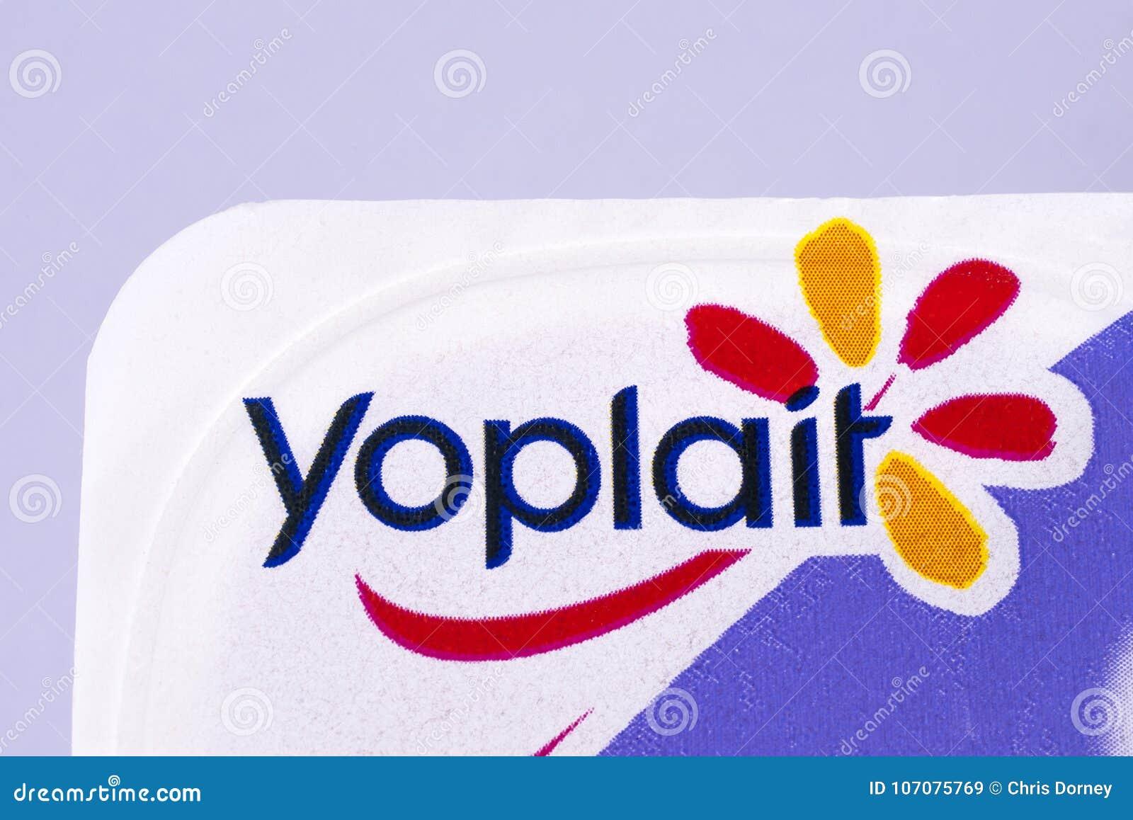 Het Embleem van het Yoplaitmerk