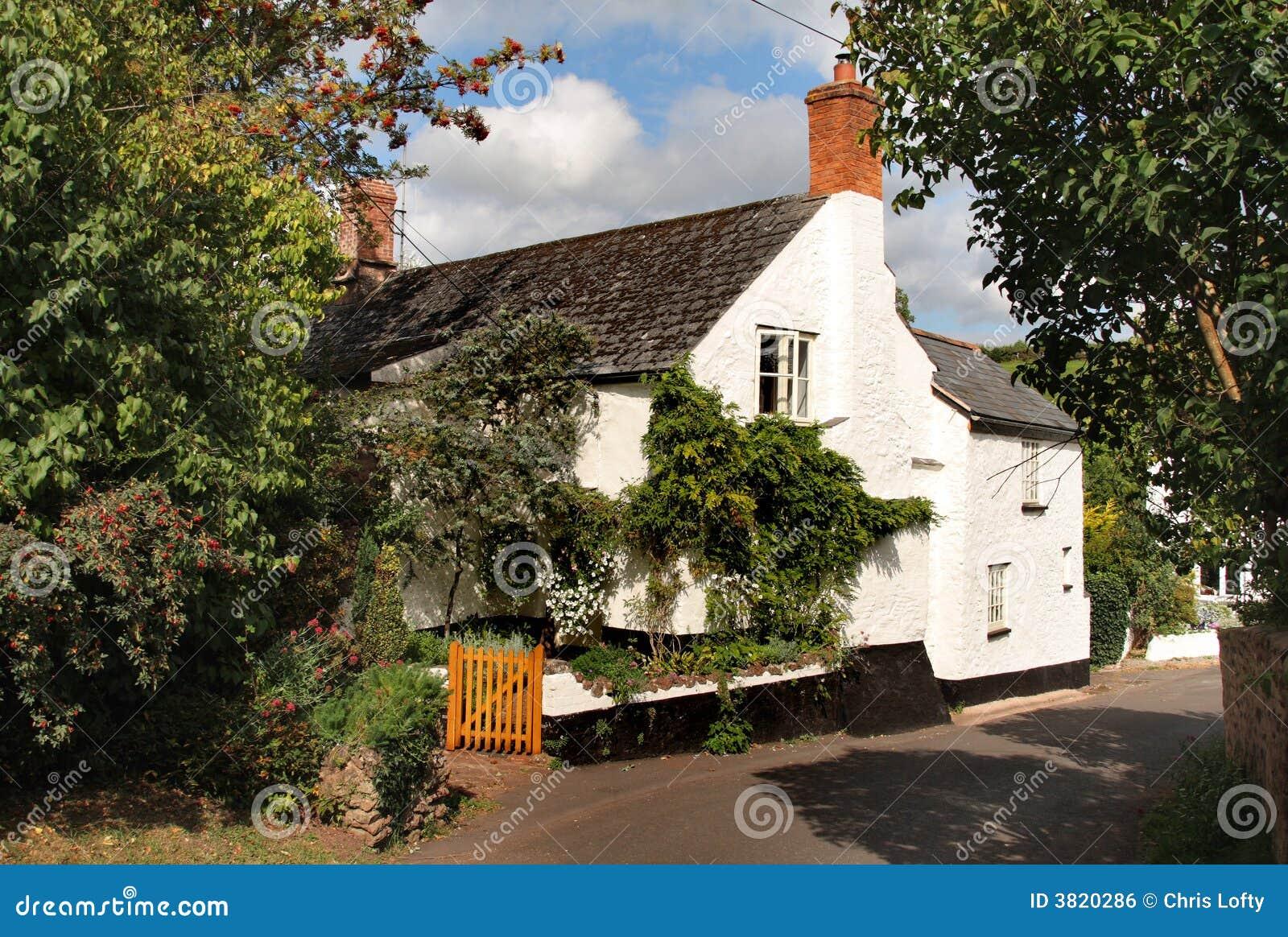Het Engelse Plattelandshuisje van het Dorp