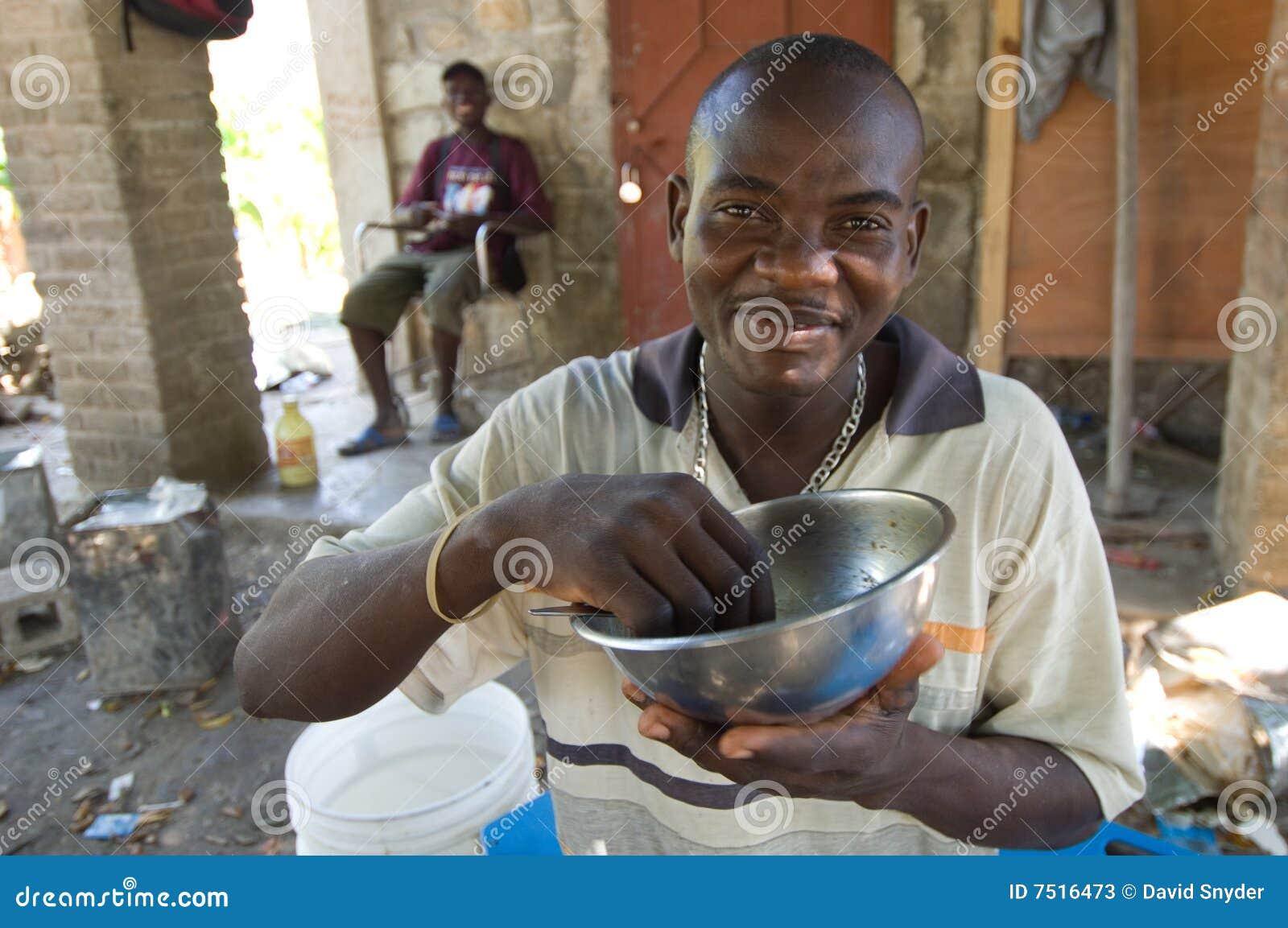 Het eten van een Maaltijd