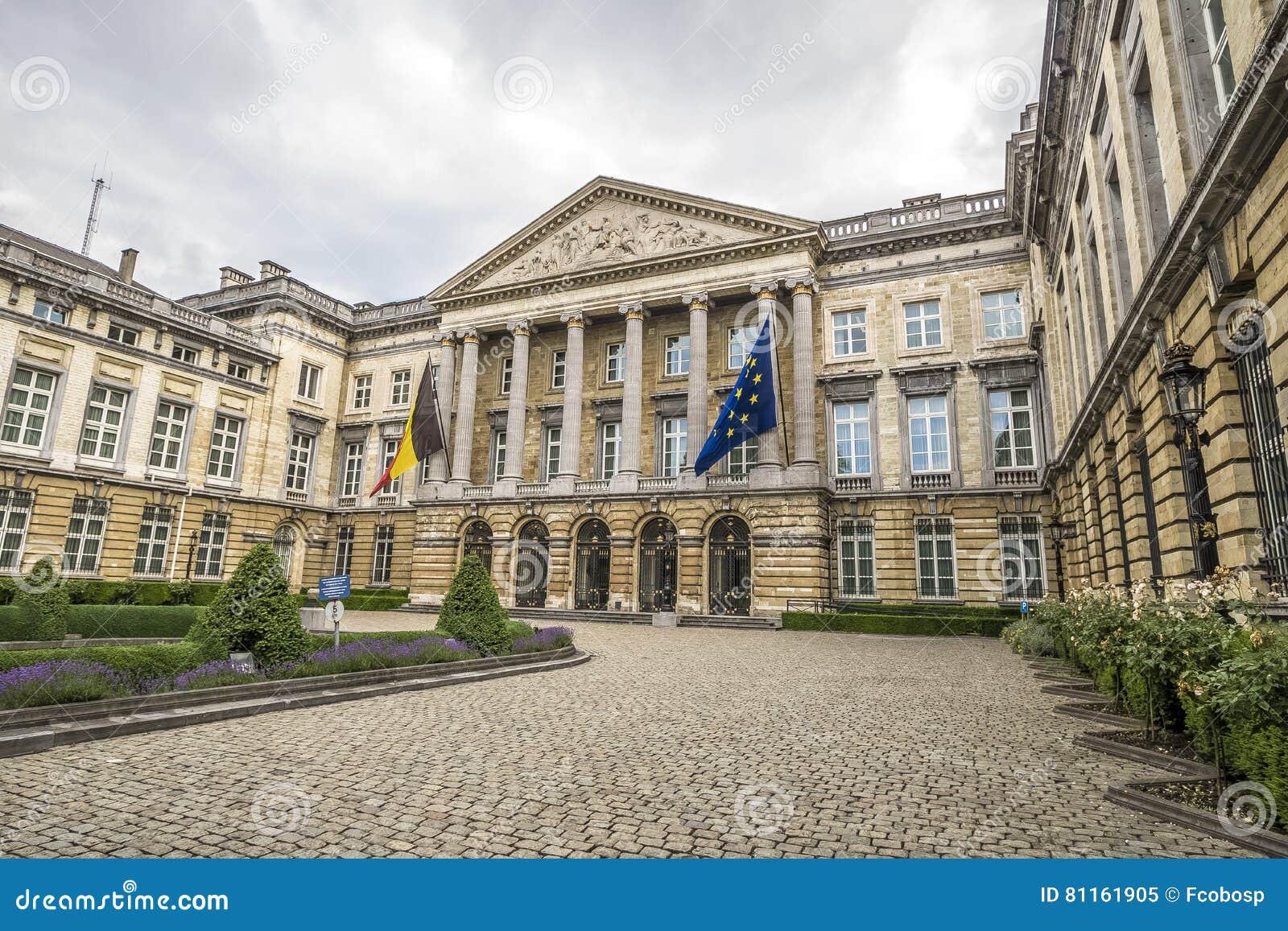Het Europees Parlement, Brussel, België