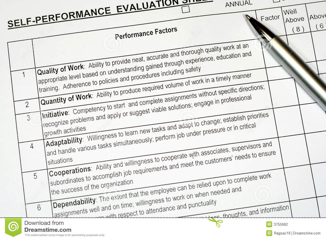 evaluation of safety performance The traditional approach to measuring health and safety performance if managing directors or ceos were asked how they measured their companies' performance, they would probably mention measures l ike percentage profit, return on investment or market share a common feature of.