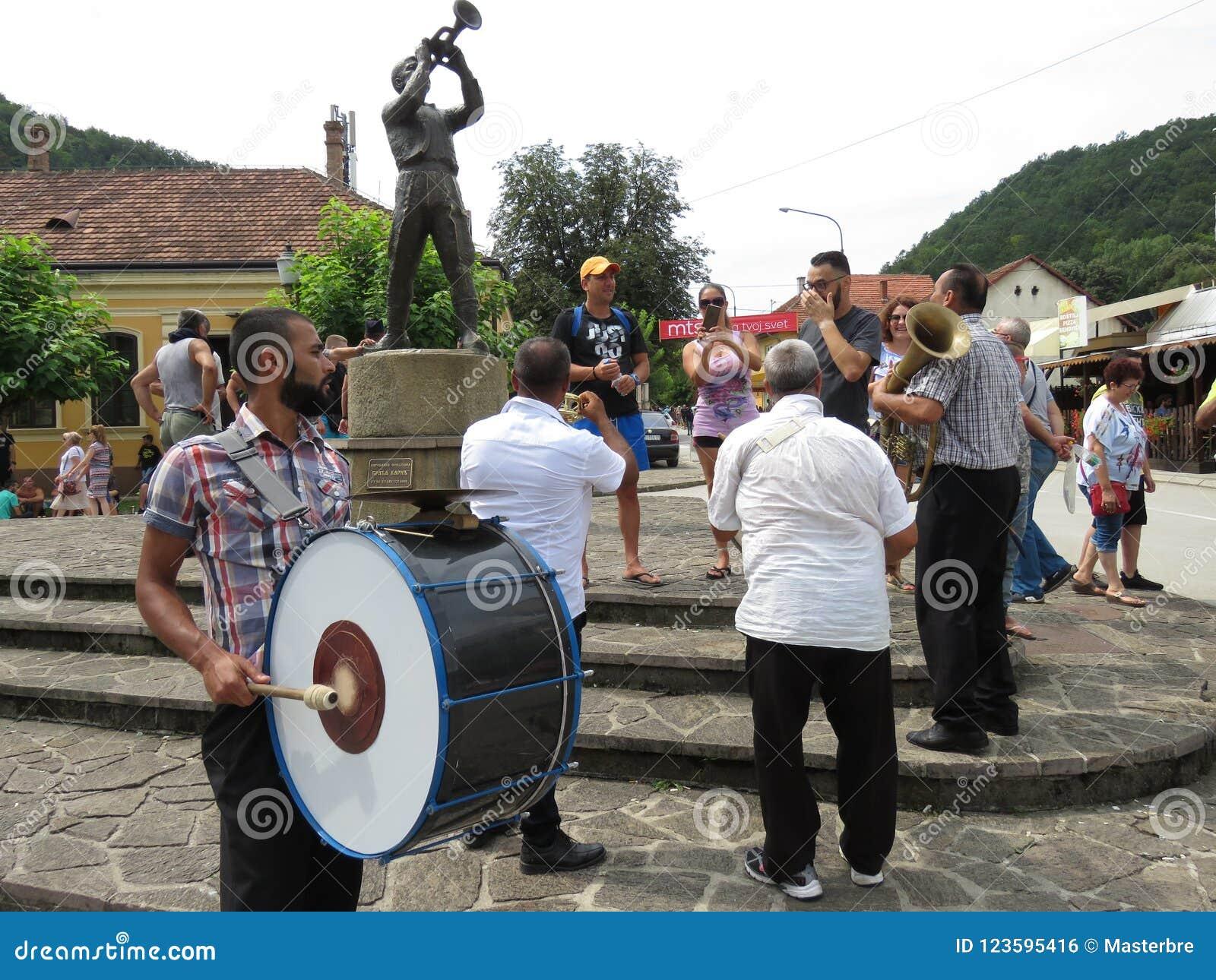 Het Festival 2018 van de Gucatrompet
