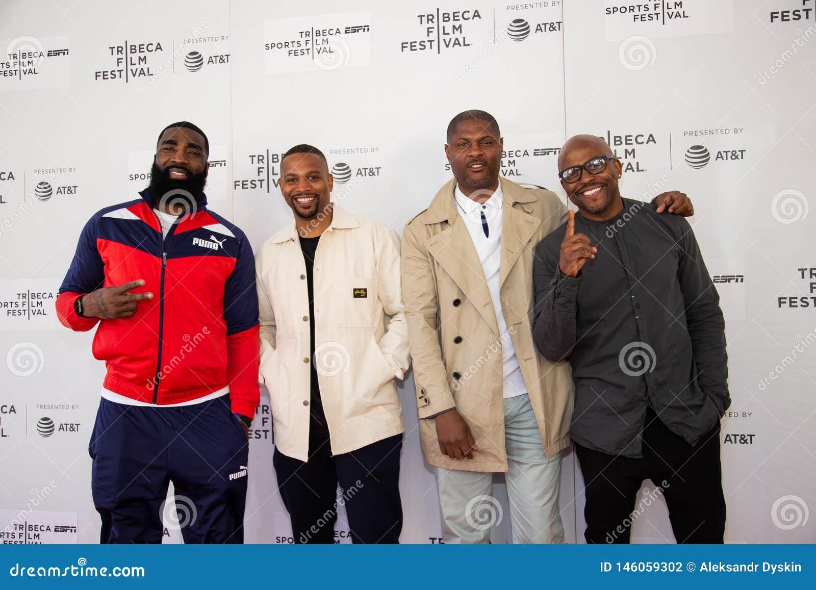 Het Festival van de Tribecafilm - Rood Tapijt v??r premi?re van documentair ?Jong geitje van Coney Island ?
