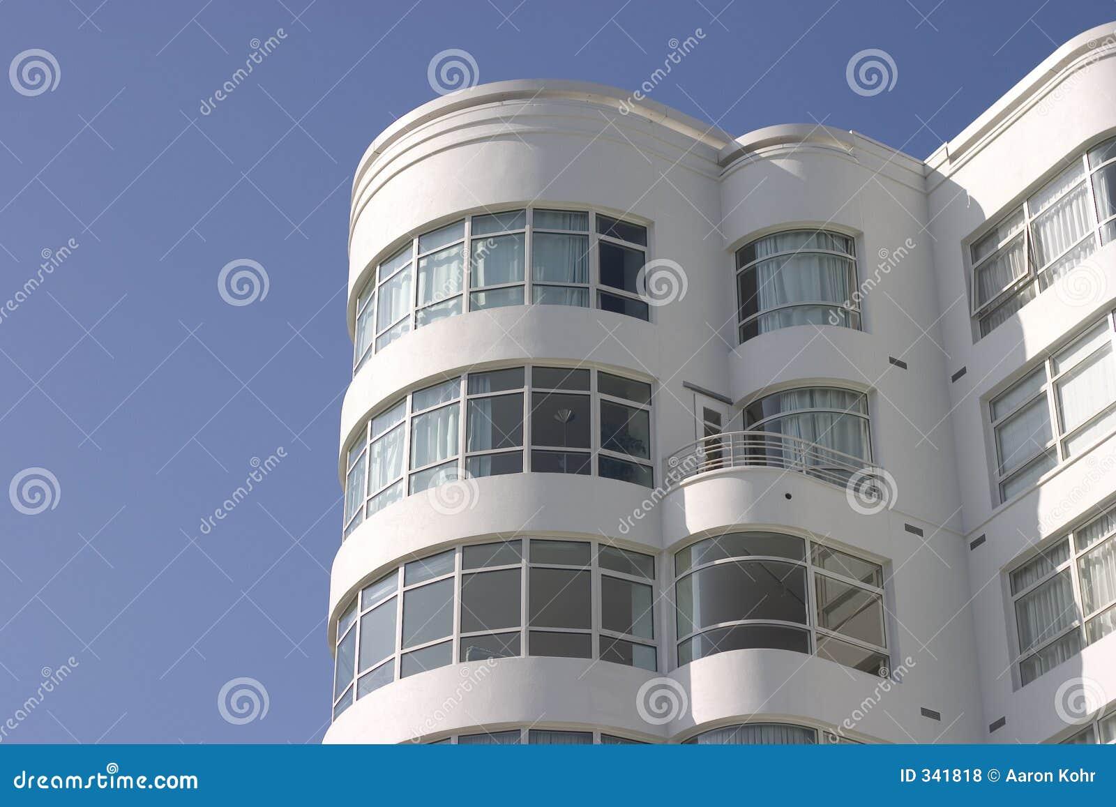 Het flatgebouw van het art deco 2 stock foto afbeelding 341818 - Deco van het appartement ...