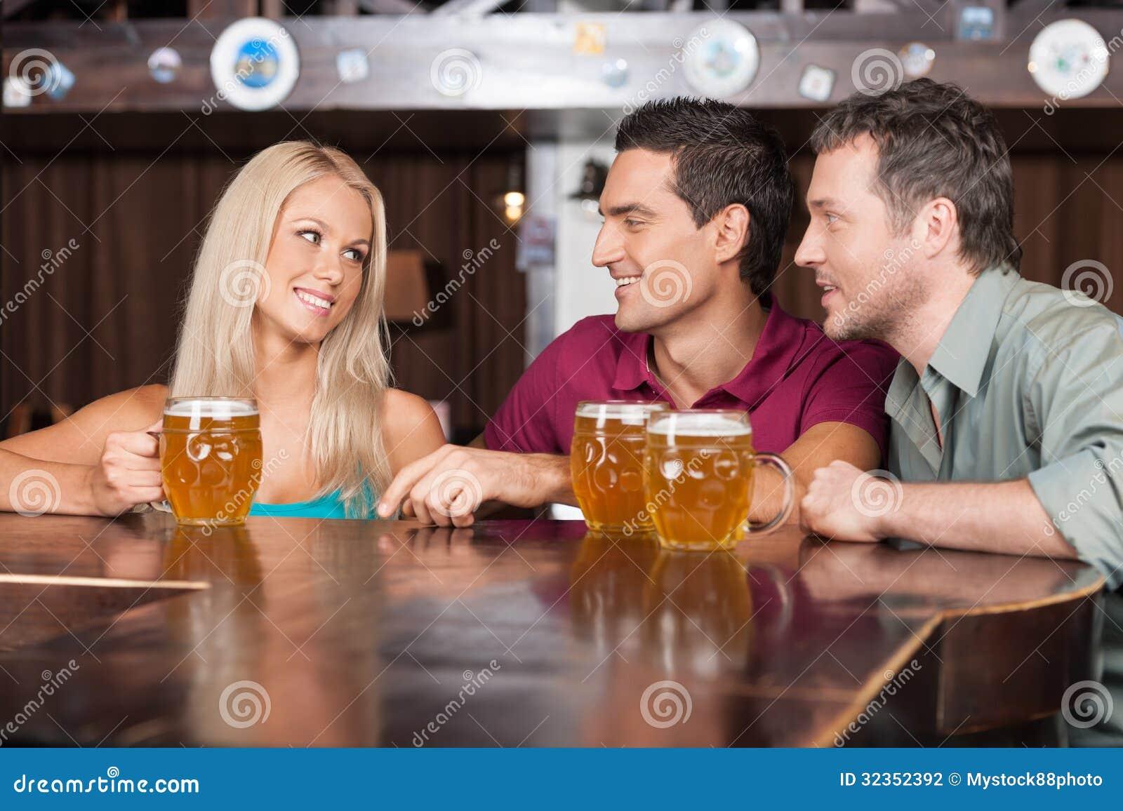 Flirten bar