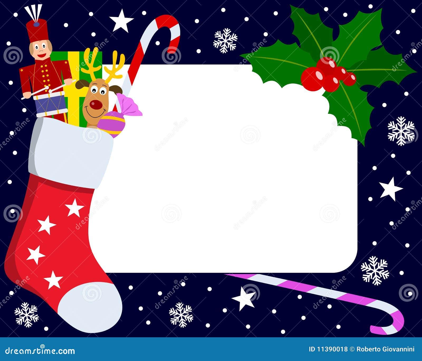 Het Frame van de foto - Kerstmis [5]