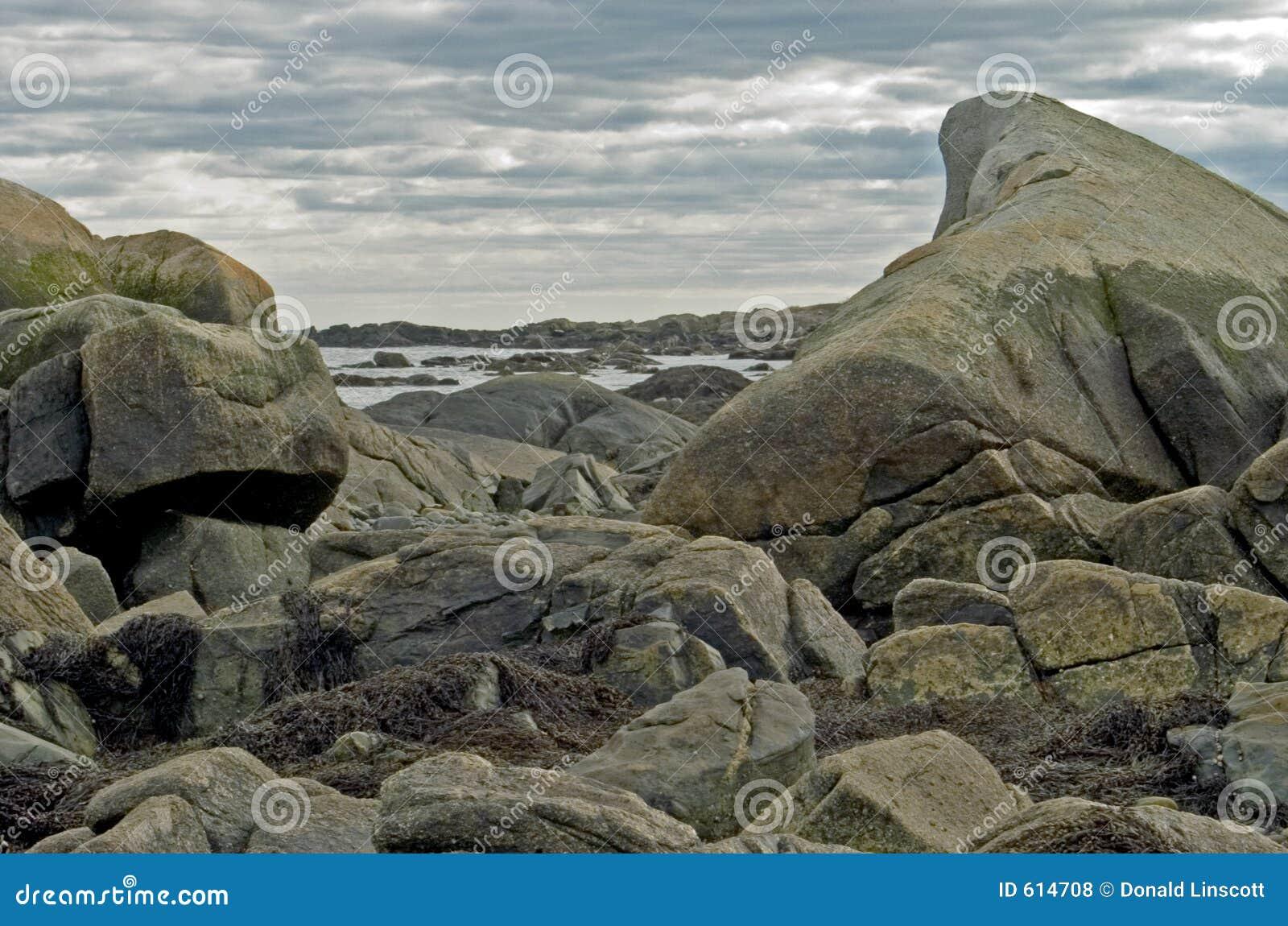 Het Frame van de rots