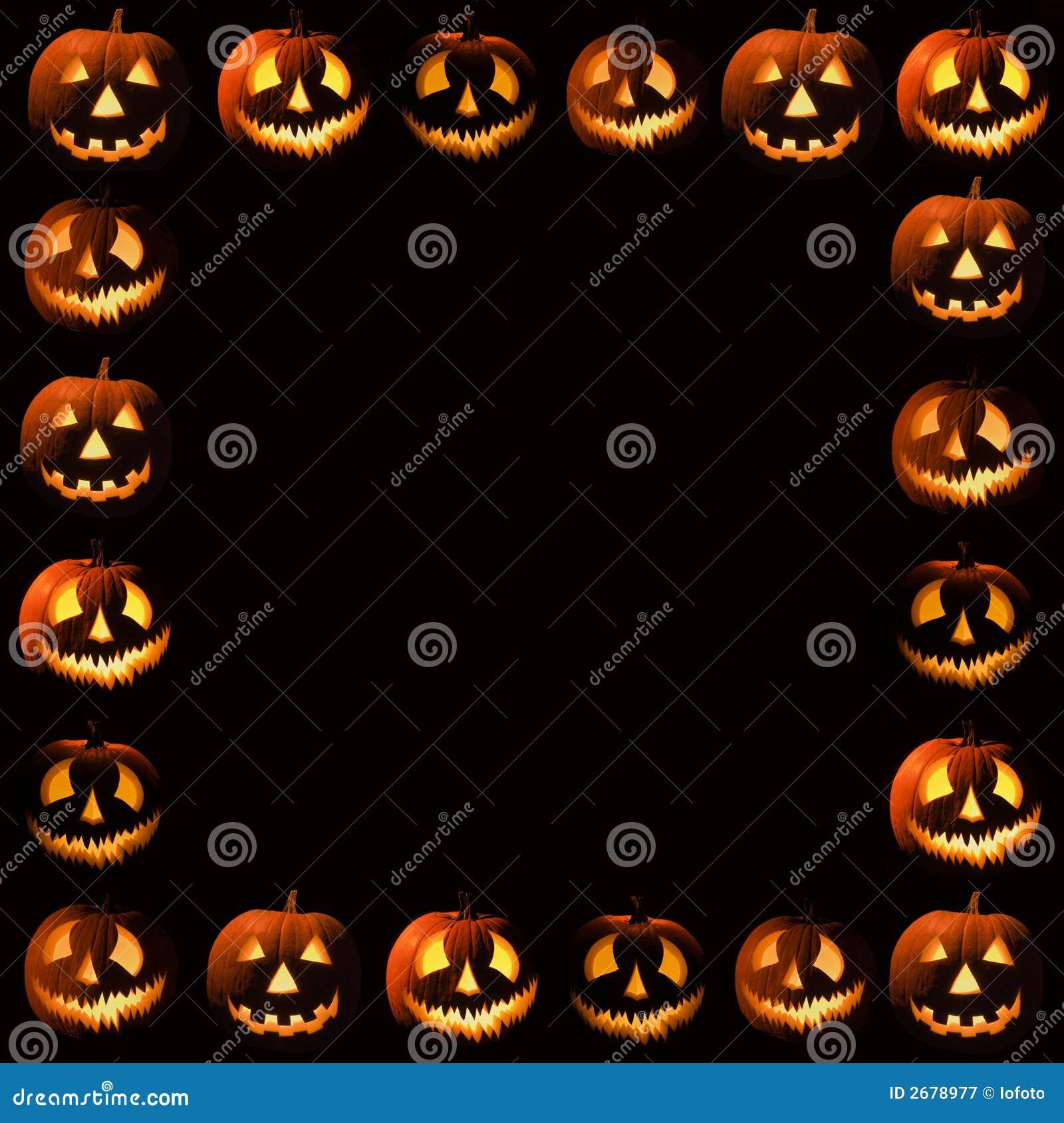 Het frame van Halloween