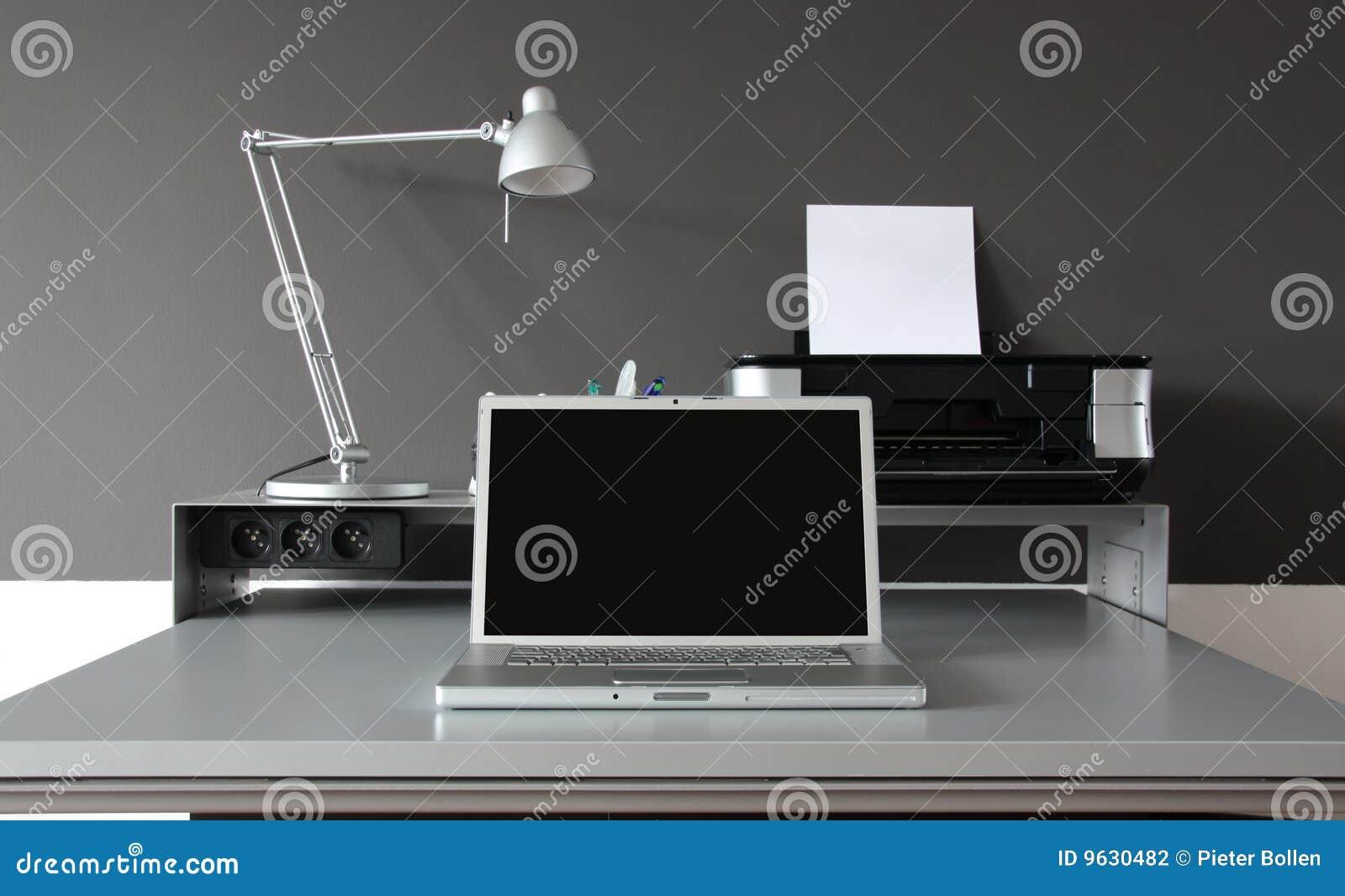 Het frontale bureau van het Huis