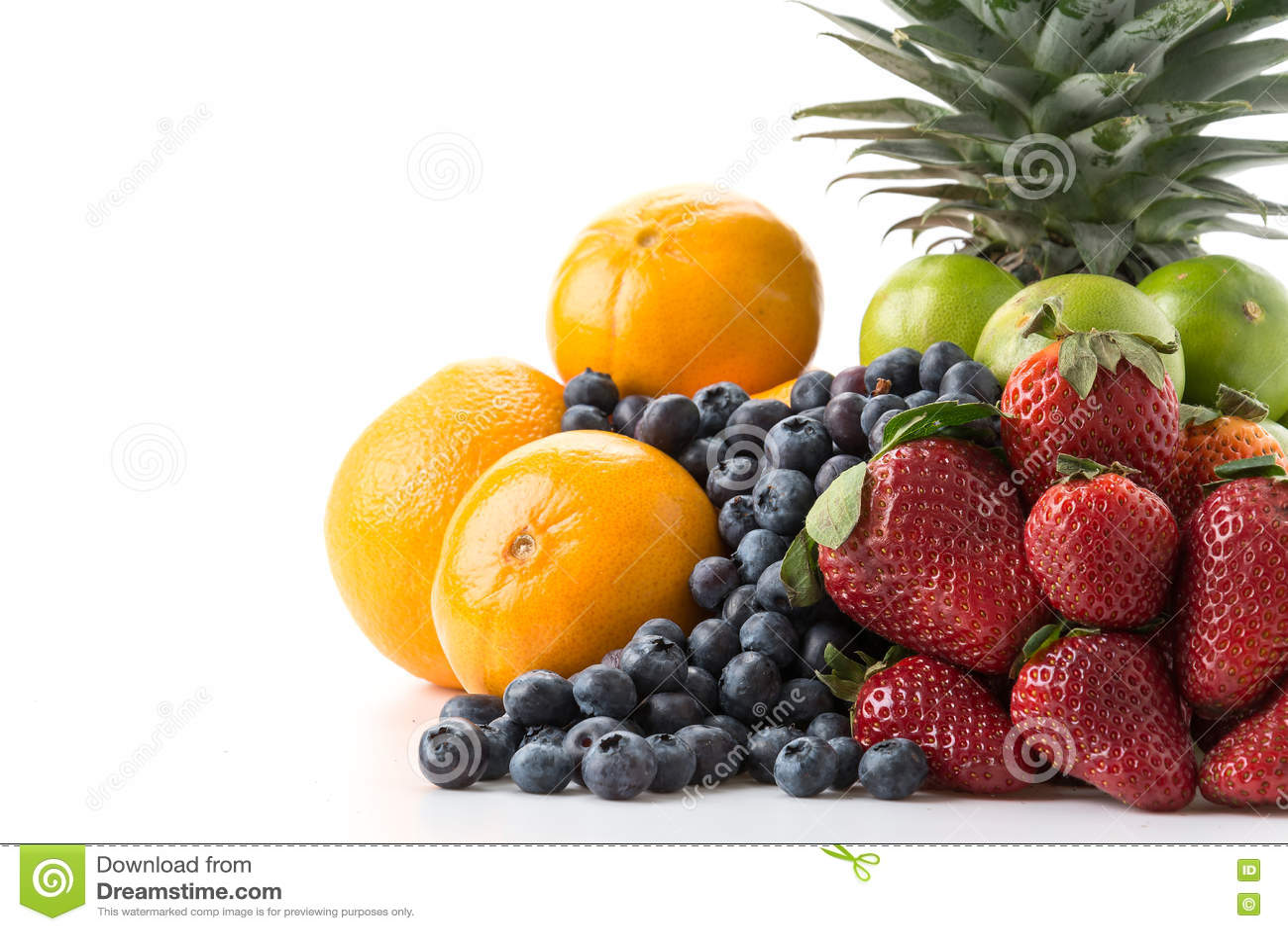 Het fruit is nuttig aan het lichaam