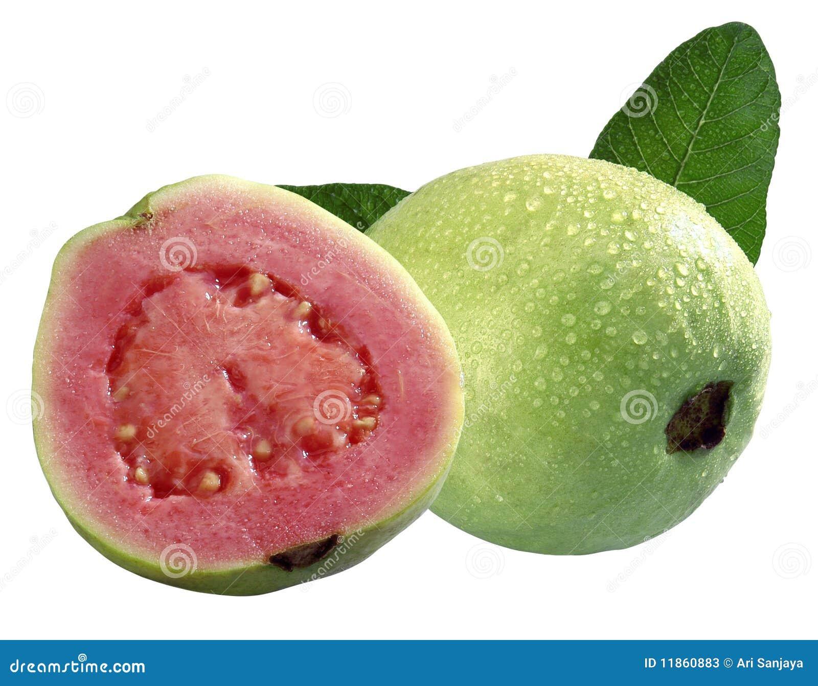 Het Fruit van de guave