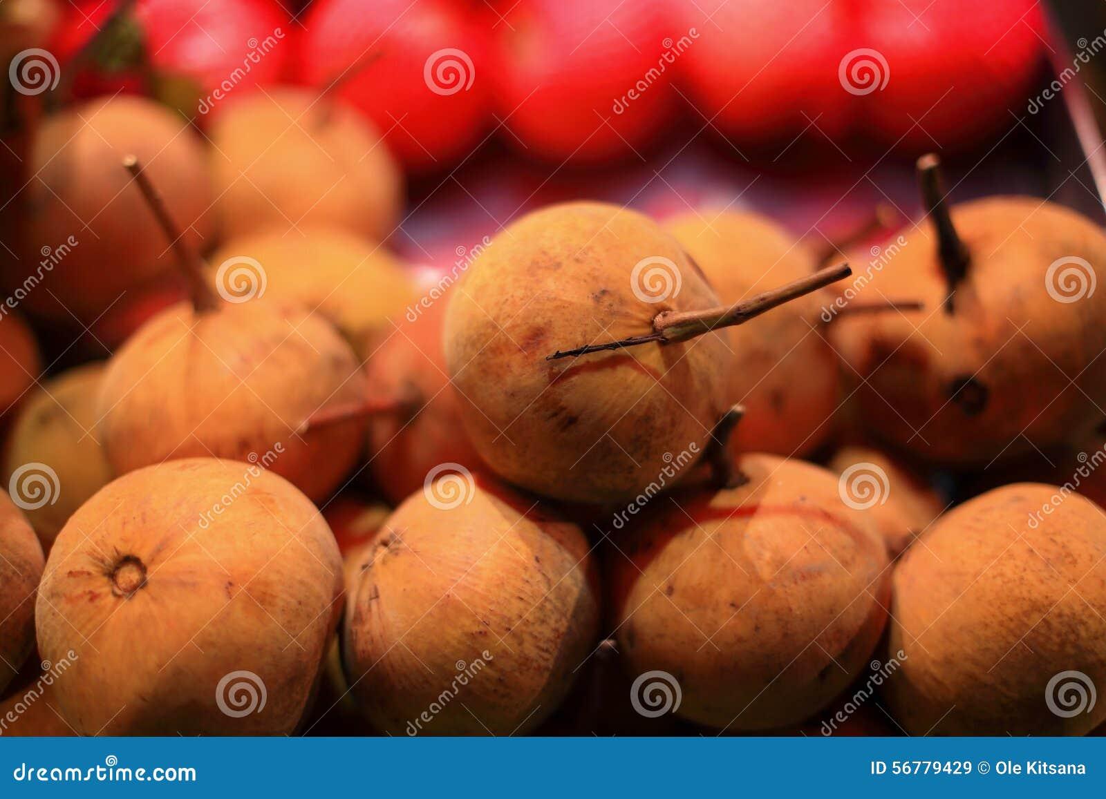 Het fruit van Santol