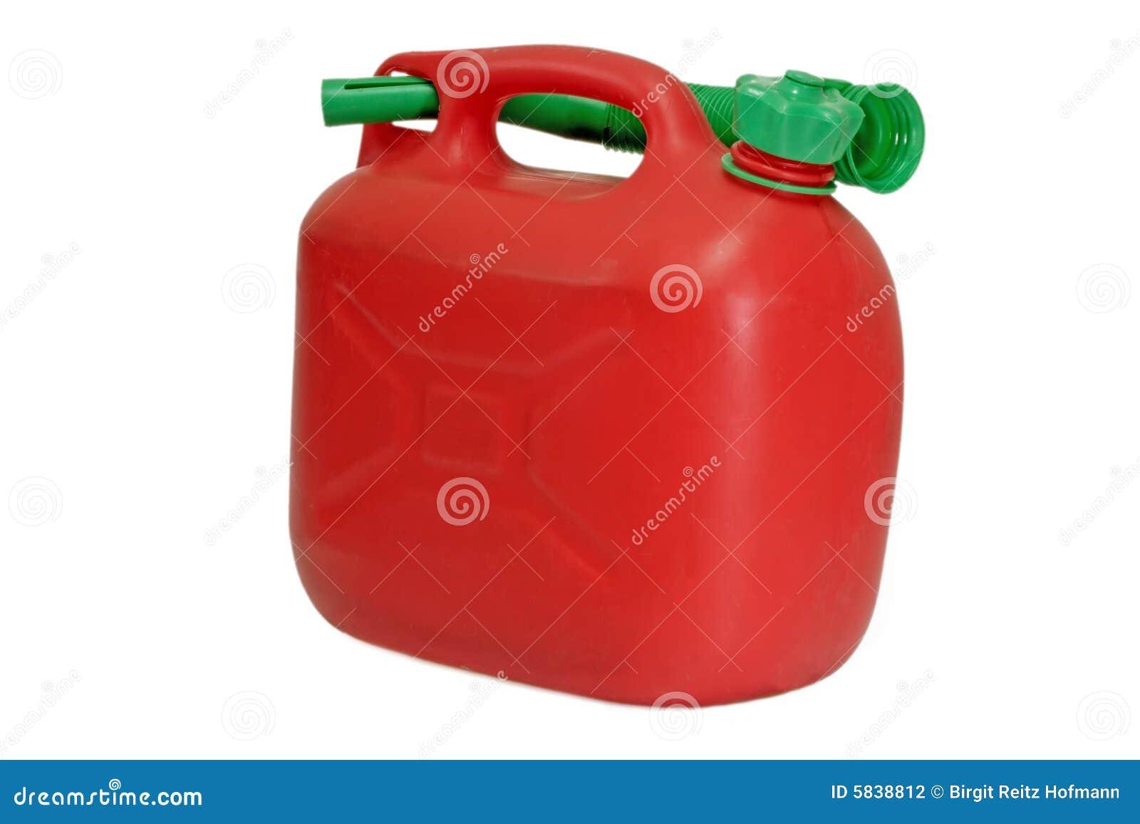 Het gas kan