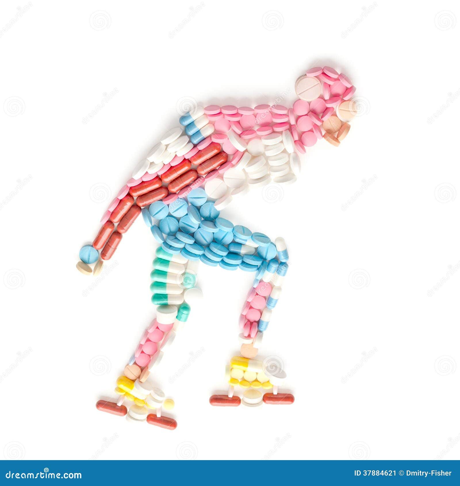 Het gealigneerde snelheid schaatsen.