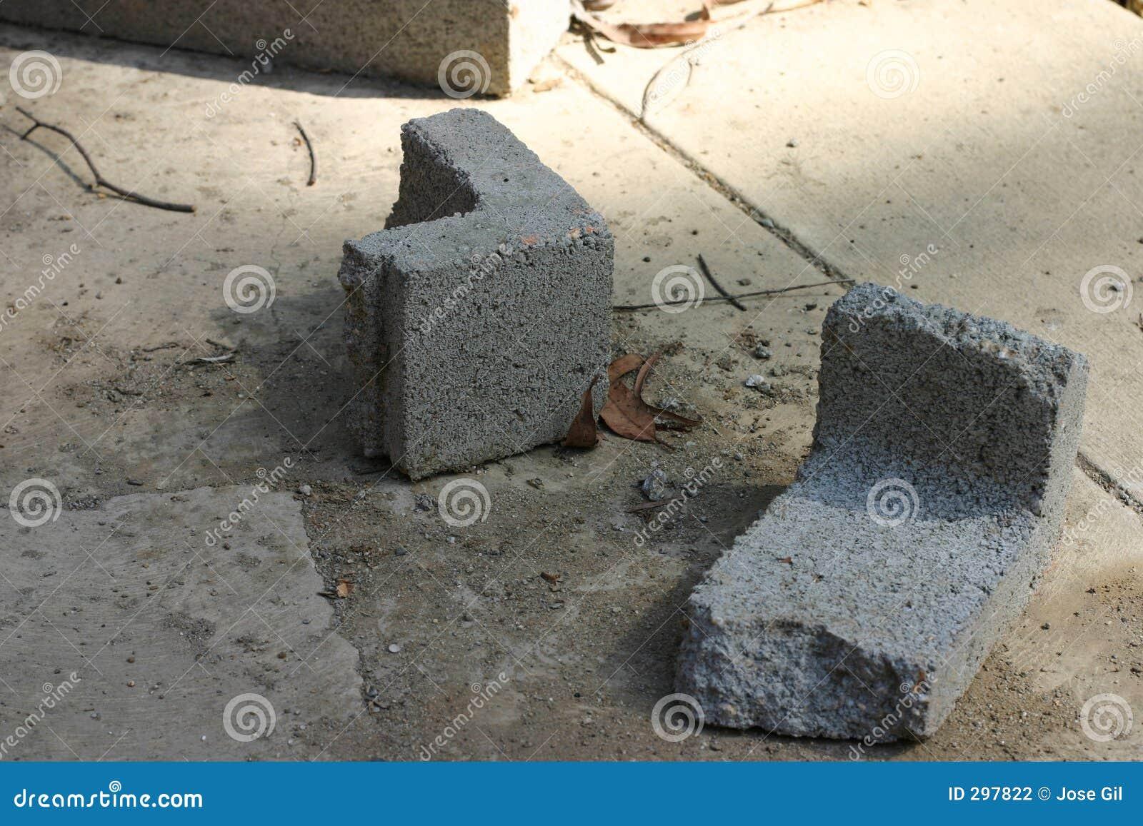 Het gebroken Blok van de Sintel