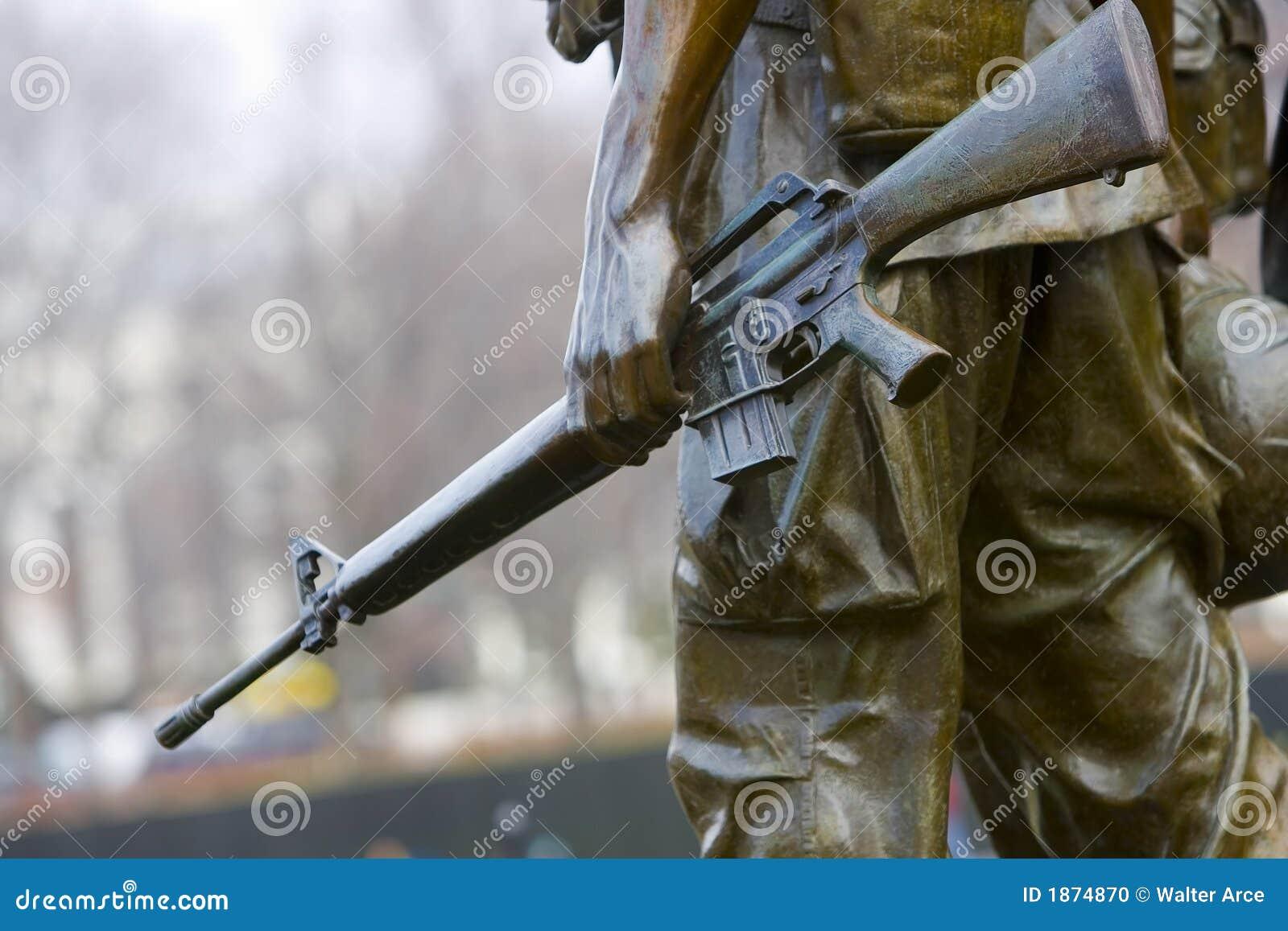 Het Gedenkteken van Vietnam