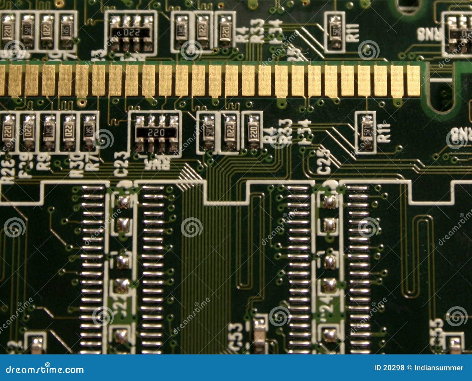 Het geheugenmodules II van de computer