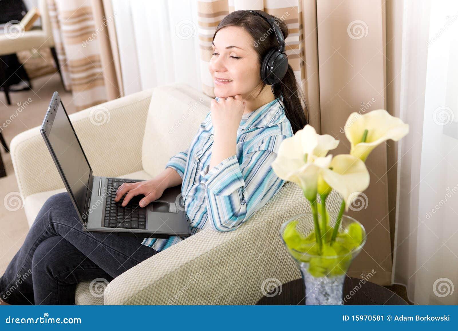 Het genieten van van muziek