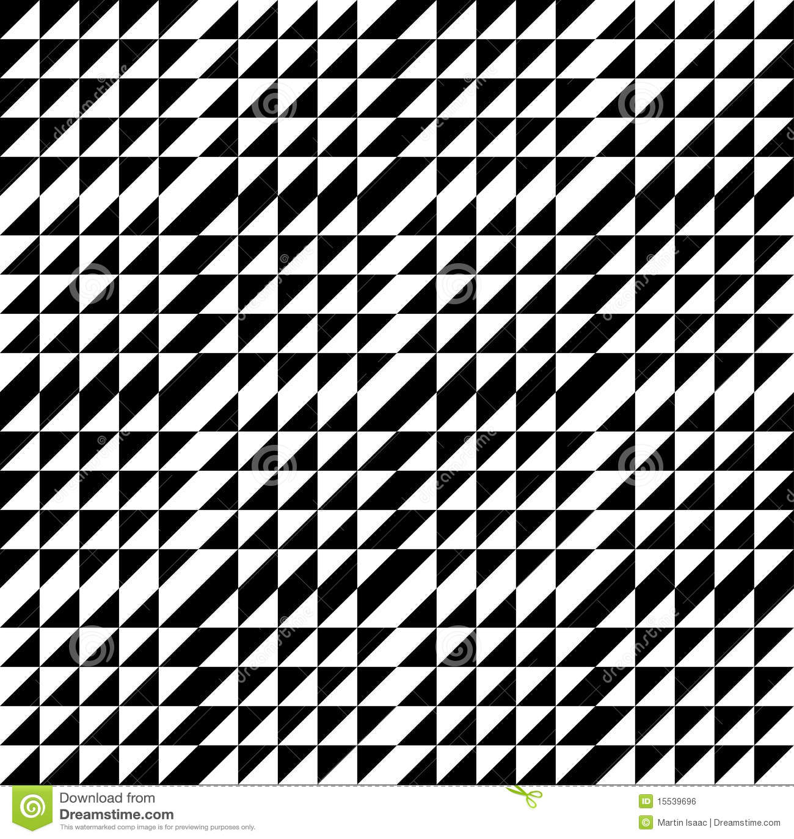 Het geometrische Patroon van de Textuur