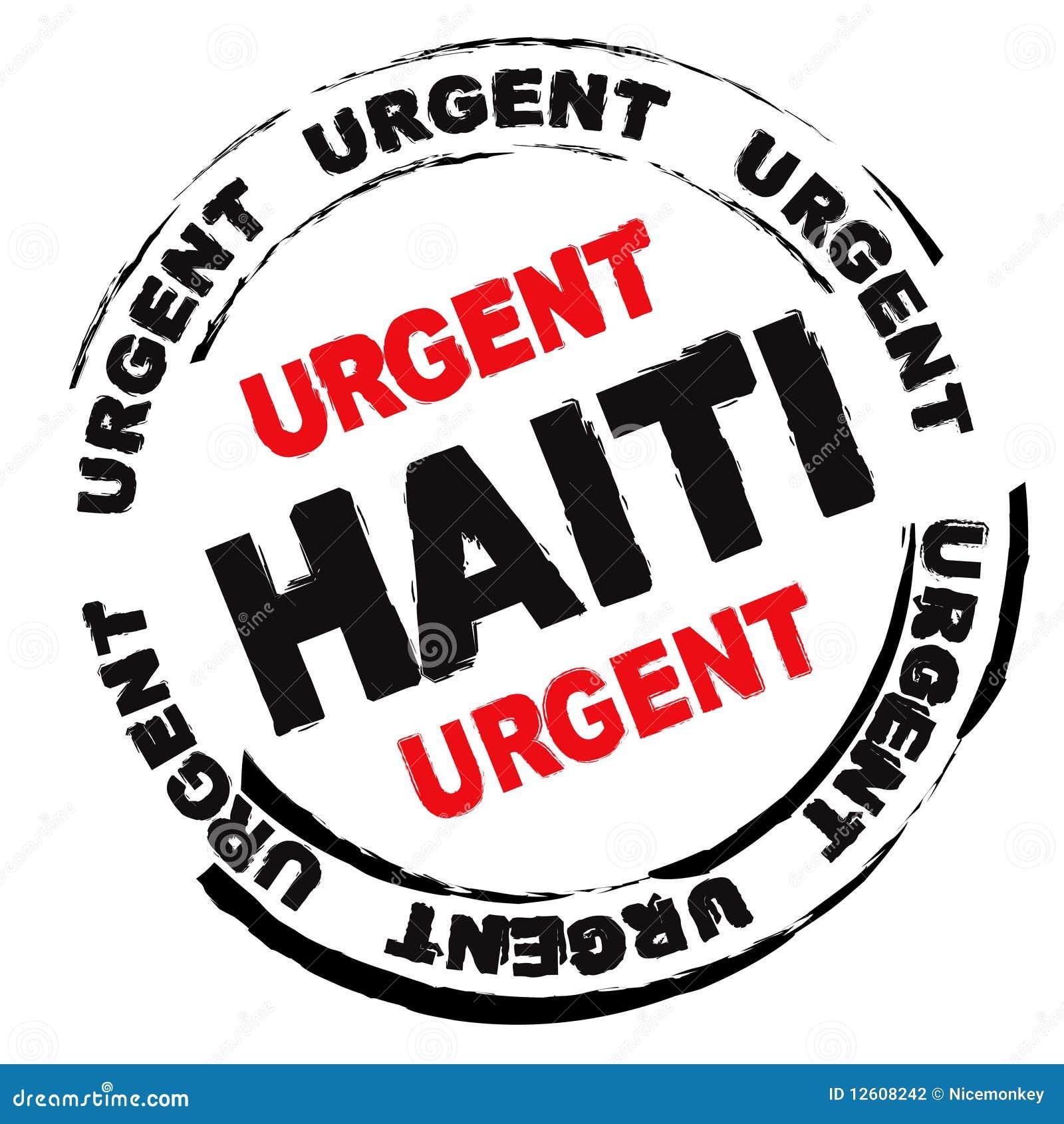 Het gevaar van Haïti